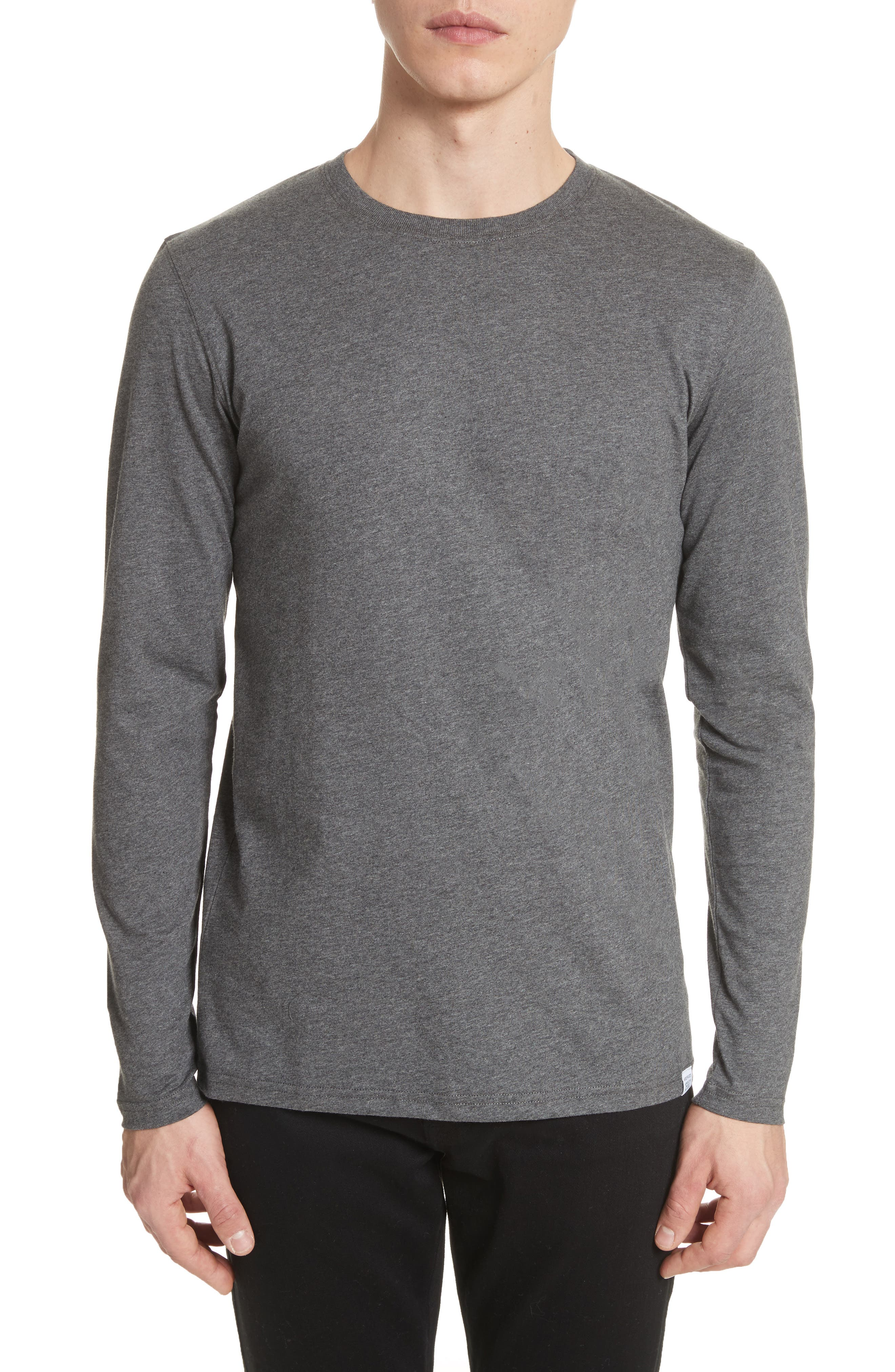 Norse Projects Niels Standard Long Sleeve T-Shirt