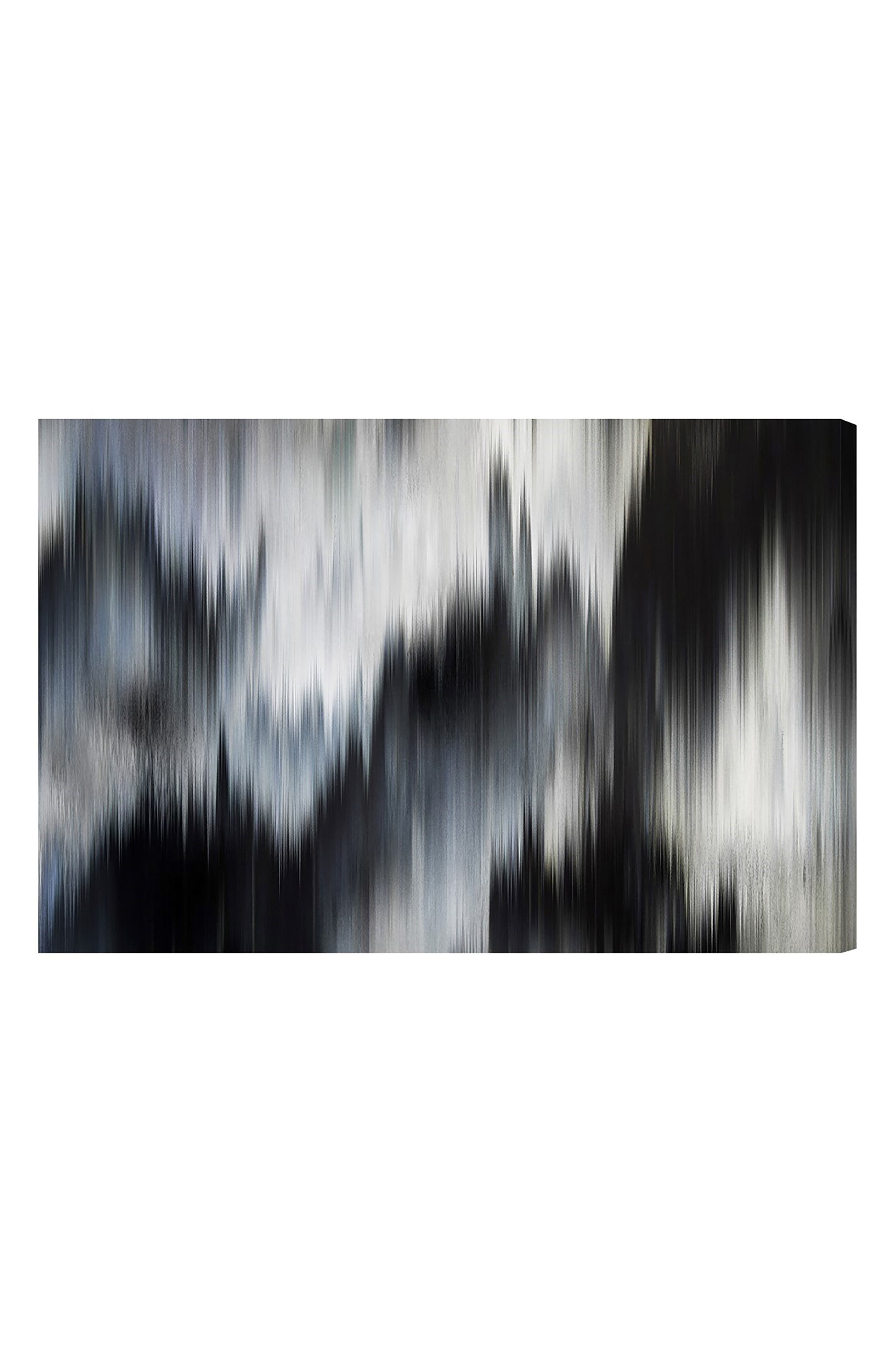 Main Image - Oliver Gal Eleganza Noir Canvas Wall Art