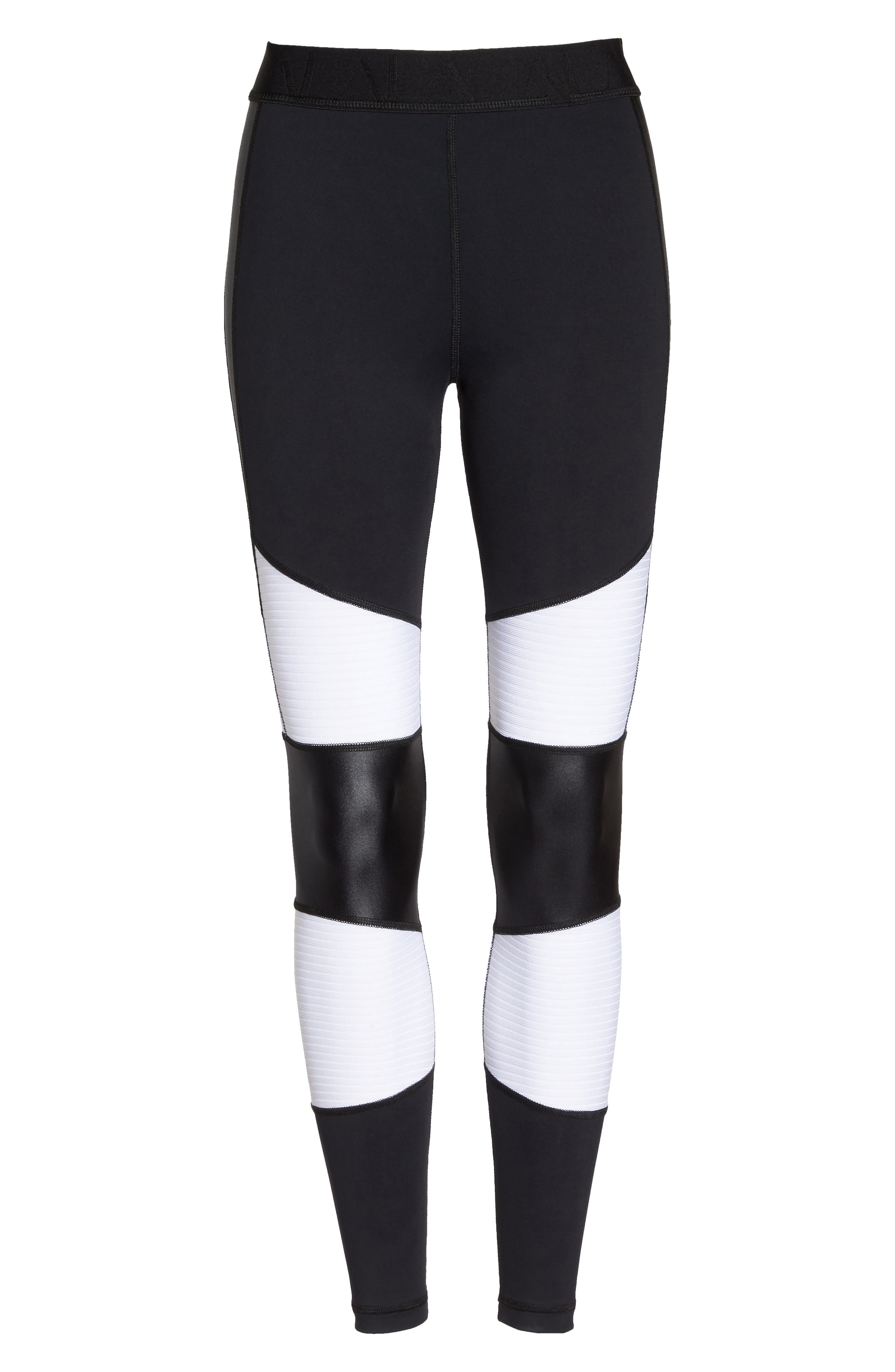 Harley Tights,                             Alternate thumbnail 7, color,                             White