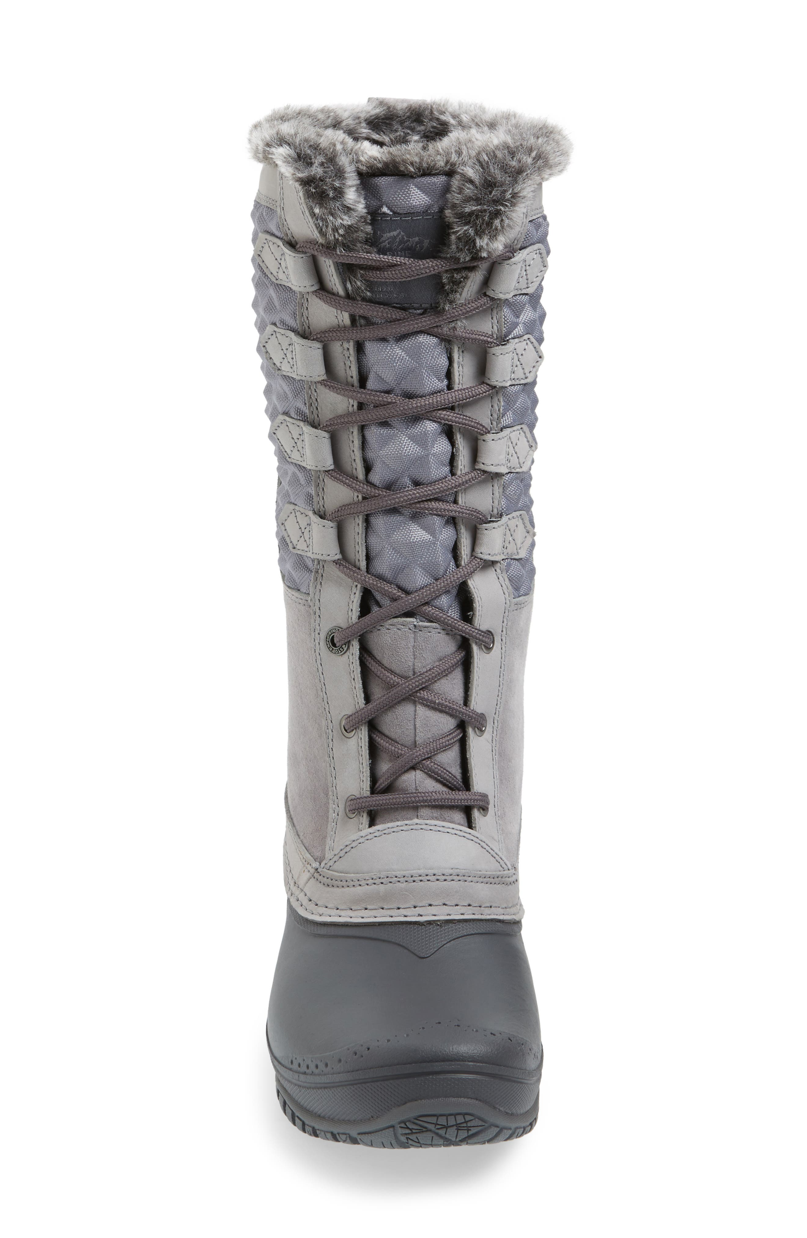 Alternate Image 4  - The North Face Shellista III Tall Waterproof Insulated Winter Boot (Women)