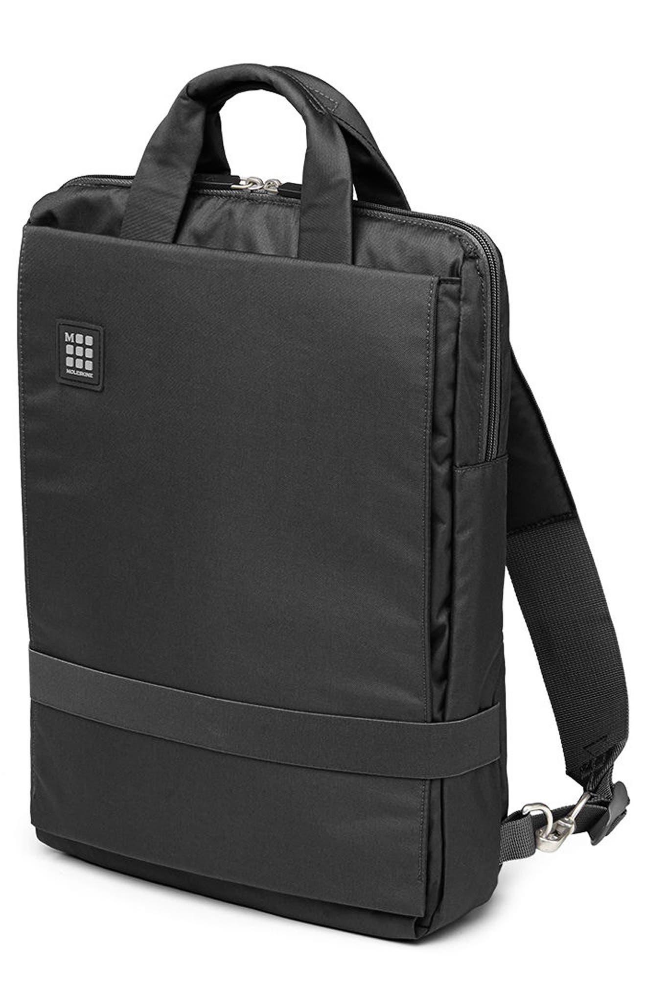 Alternate Image 1 Selected - Moleskine Vertical Device Bag