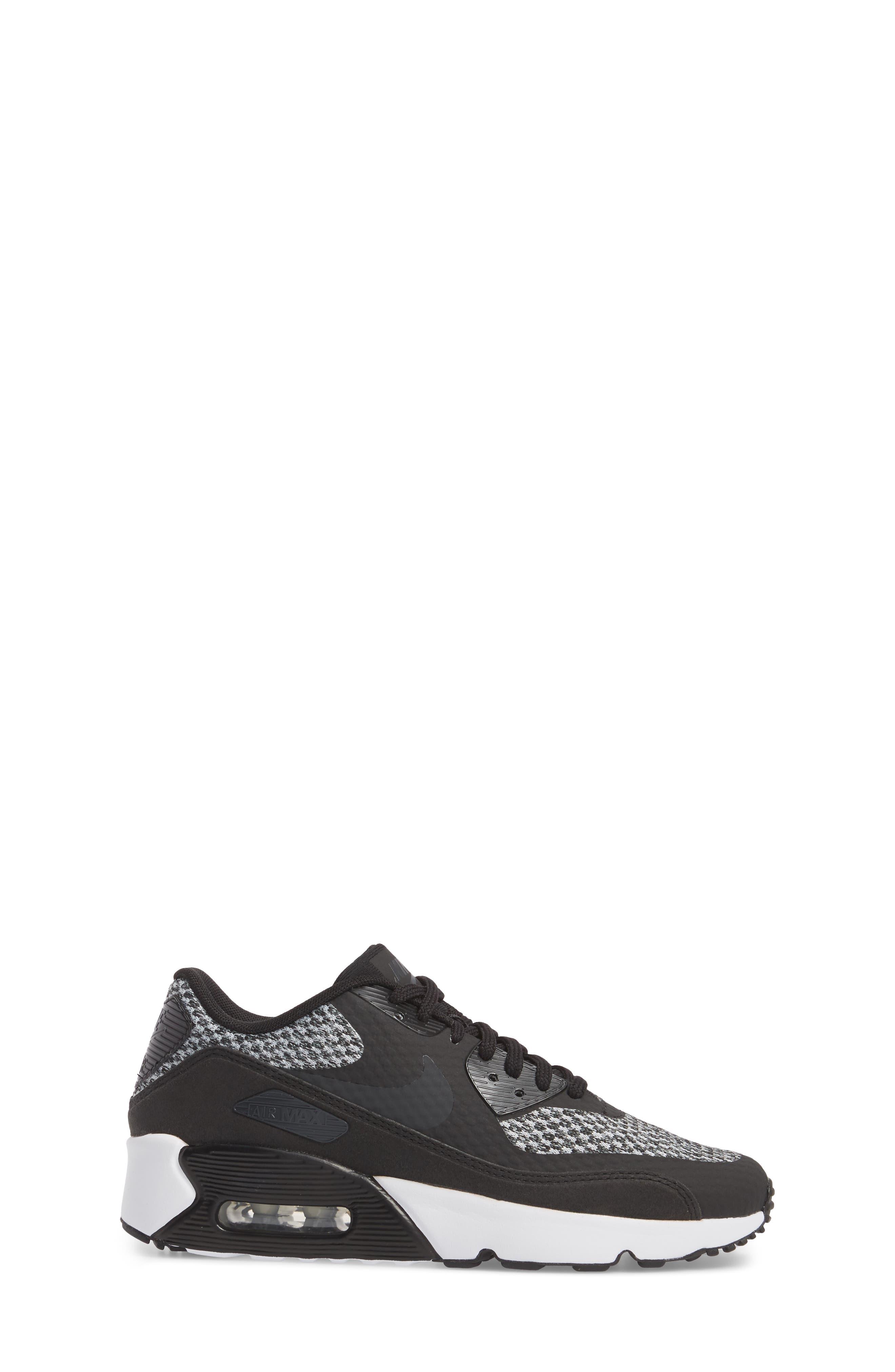 Alternate Image 3  - Nike Air Max 90 Ultra 2.0 SE Sneaker (Big Kid)
