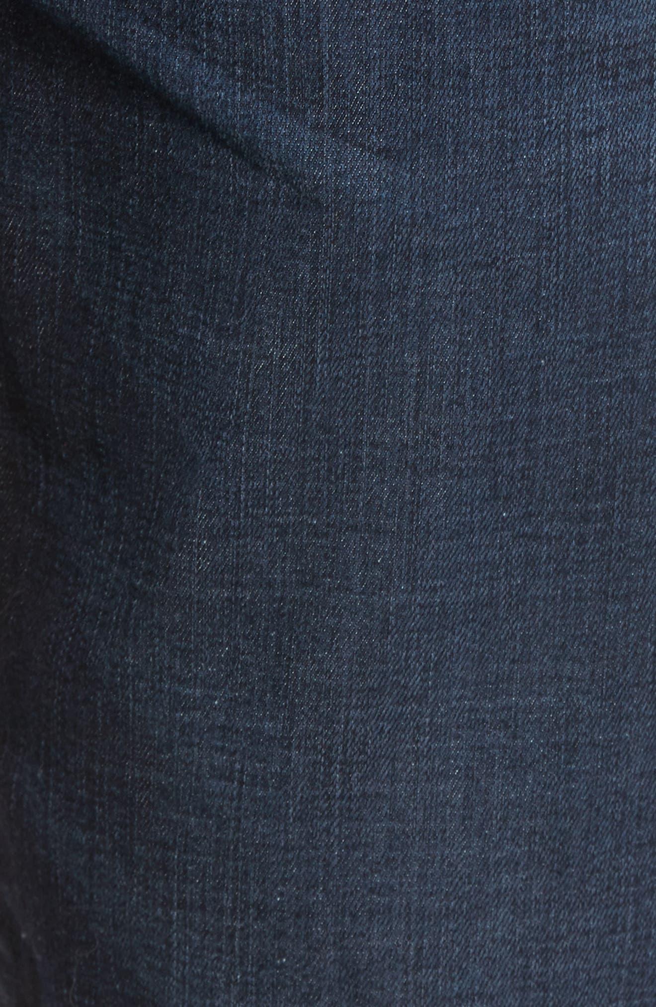 Brixton Slim Straight Leg Jeans,                             Alternate thumbnail 5, color,                             Larsen