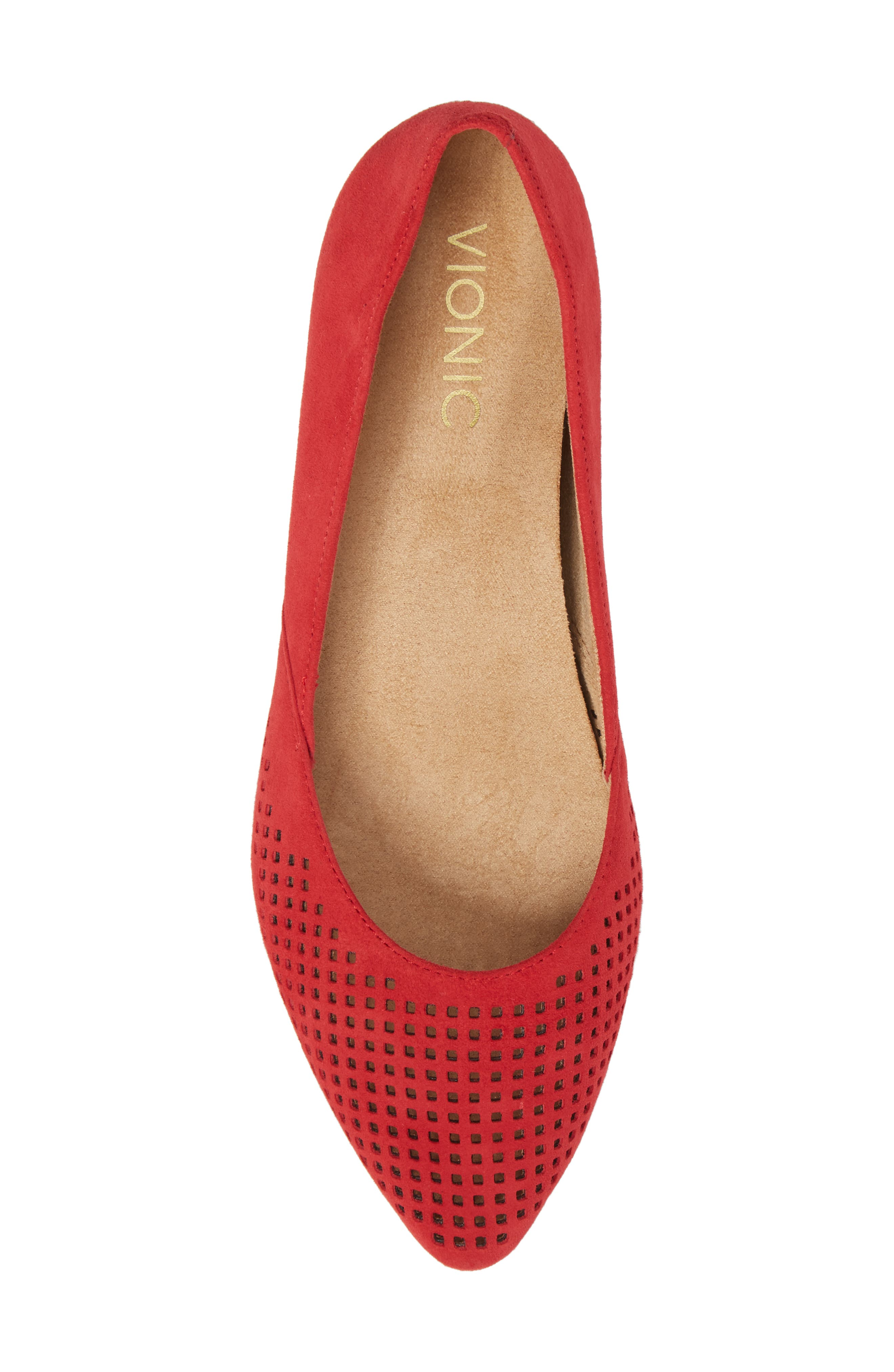 Alternate Image 5  - Vionic Posey Flat (Women)
