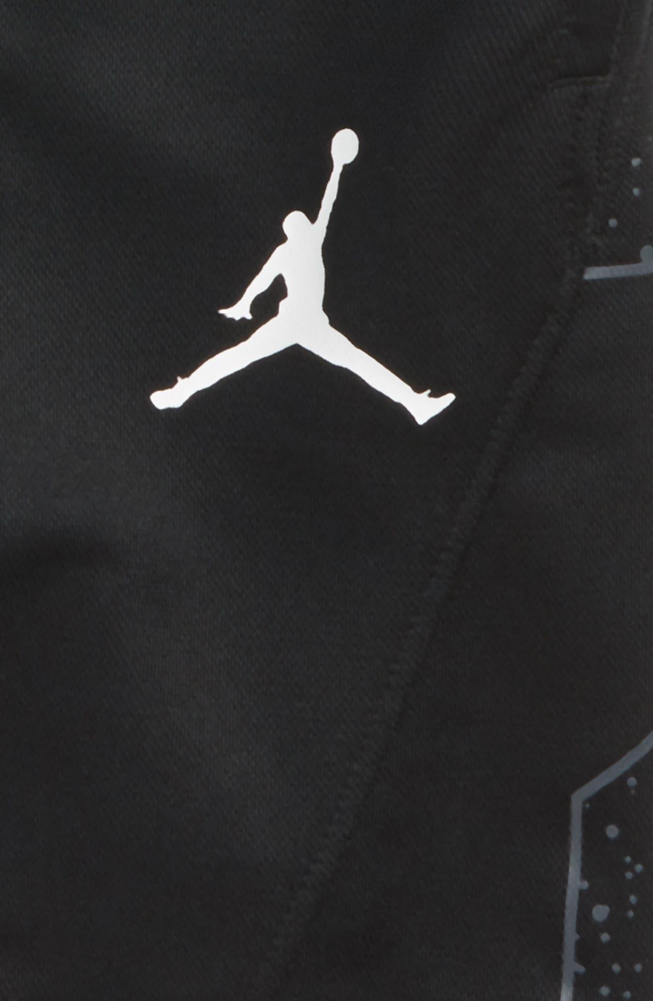 Alternate Image 3  - Jordan Dry Speckle 23 Training Shorts (Toddler Boys & Little Boys)