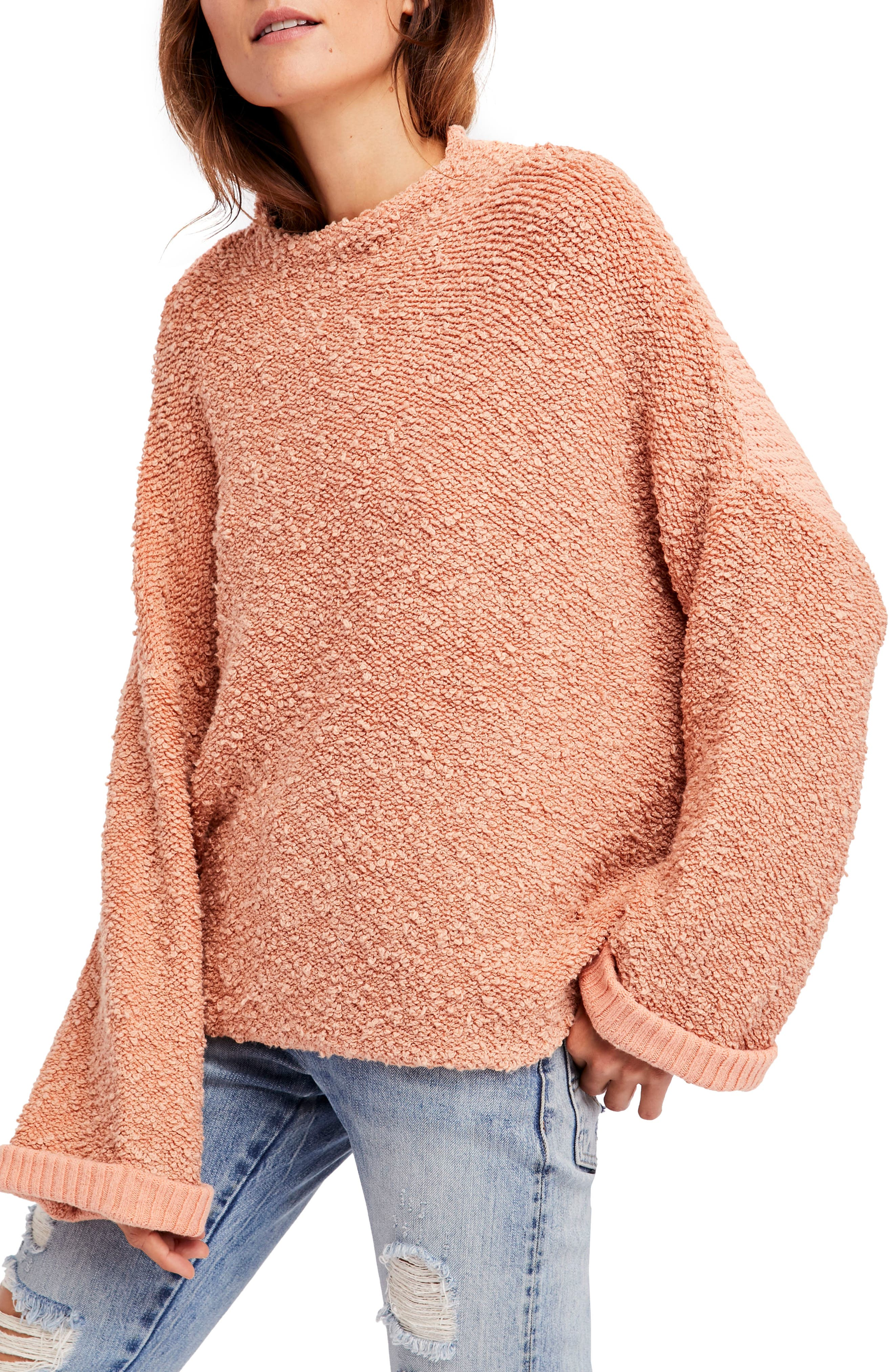 Free People Cuddle Up Pullover