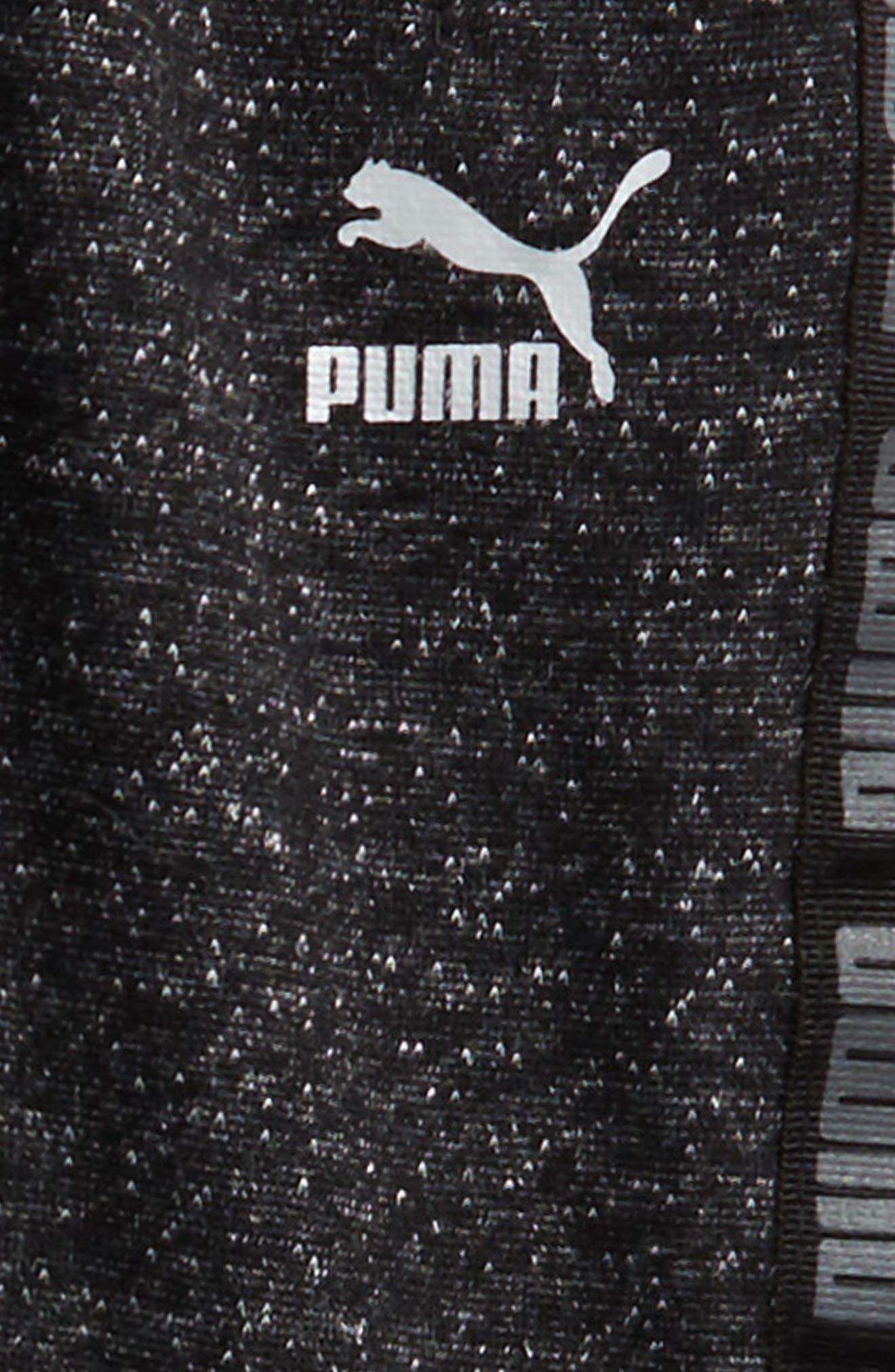 Alternate Image 2  - PUMA Logo Tape Sweatpants (Little Boys)