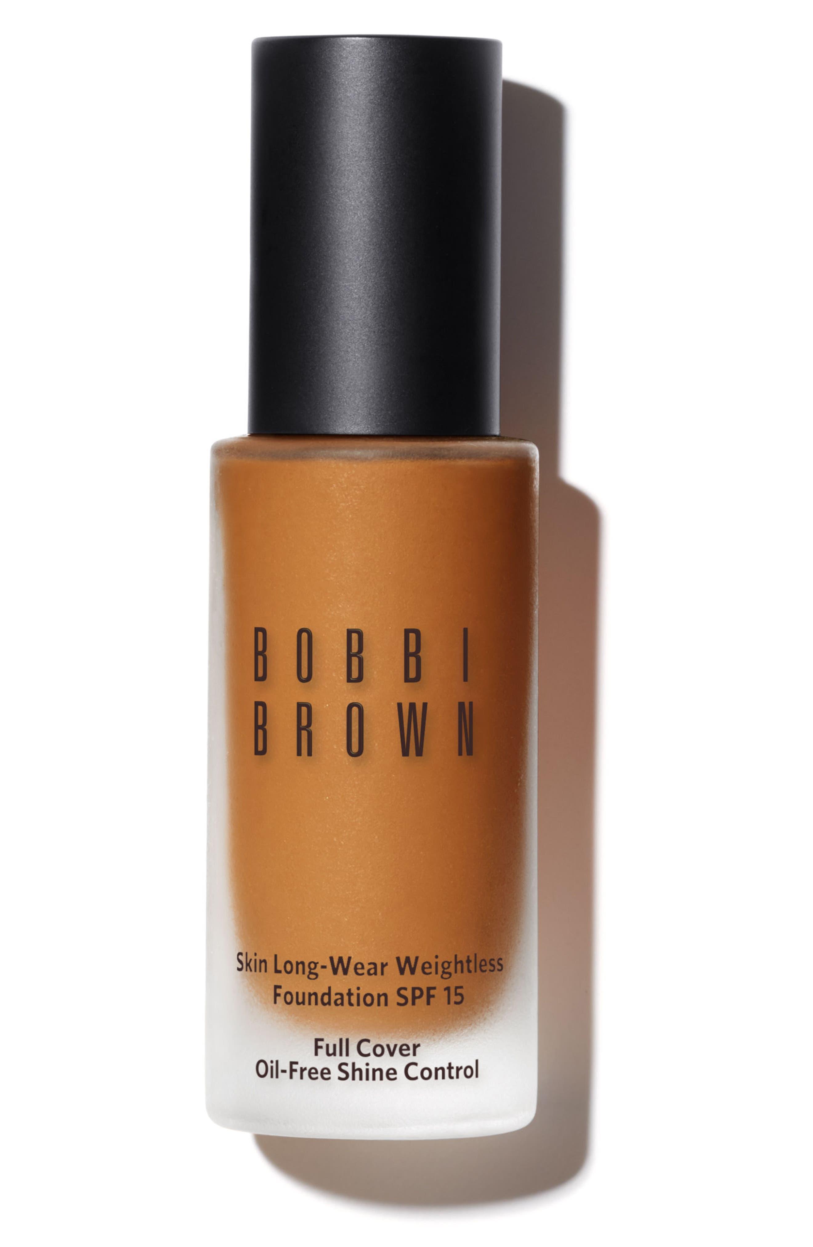 Main Image - Bobbi Brown Skin Long-Wear Weightless Foundation SPF 15