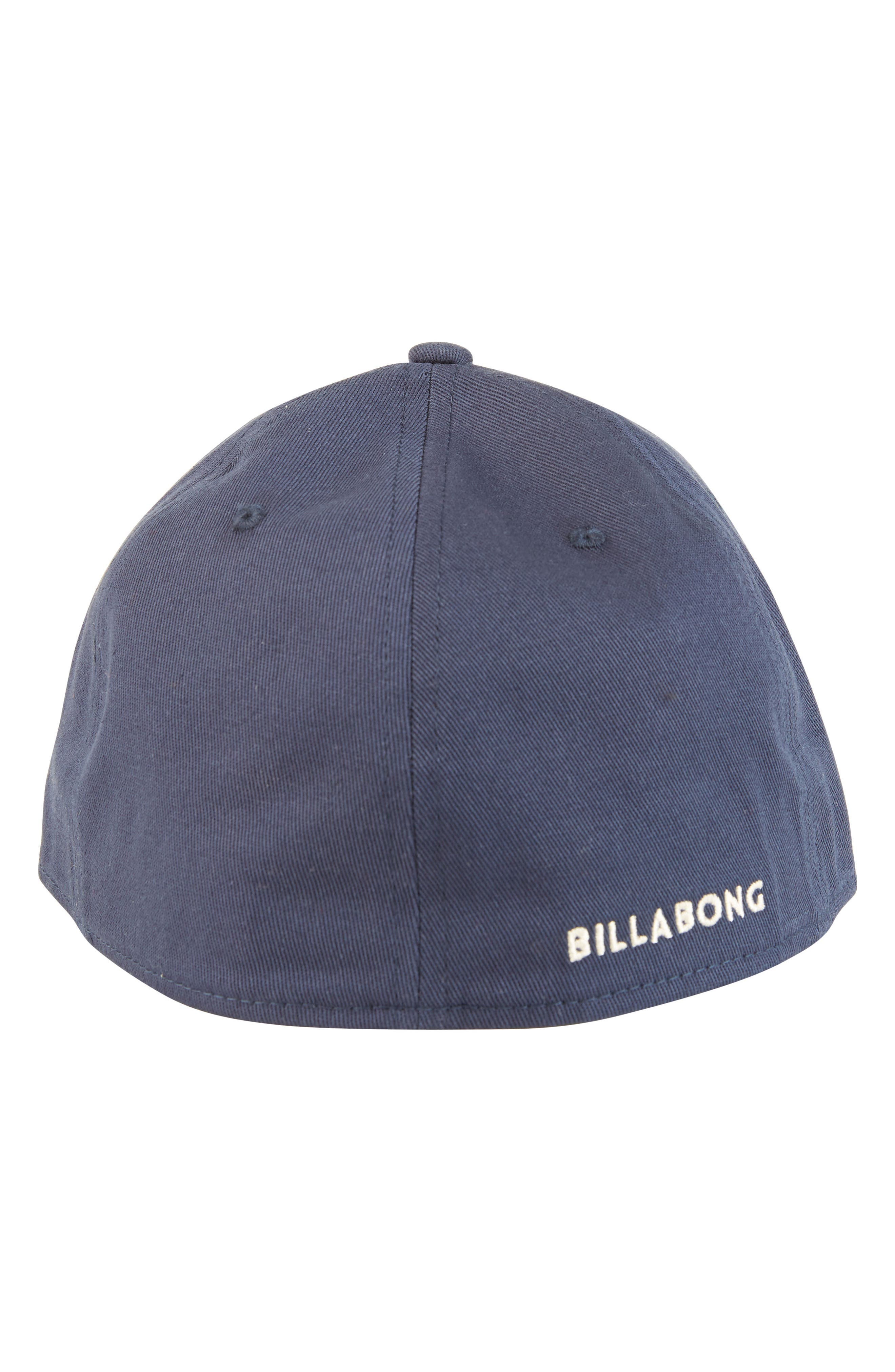 All Day Stretch Baseball Cap,                             Alternate thumbnail 4, color,                             Navy