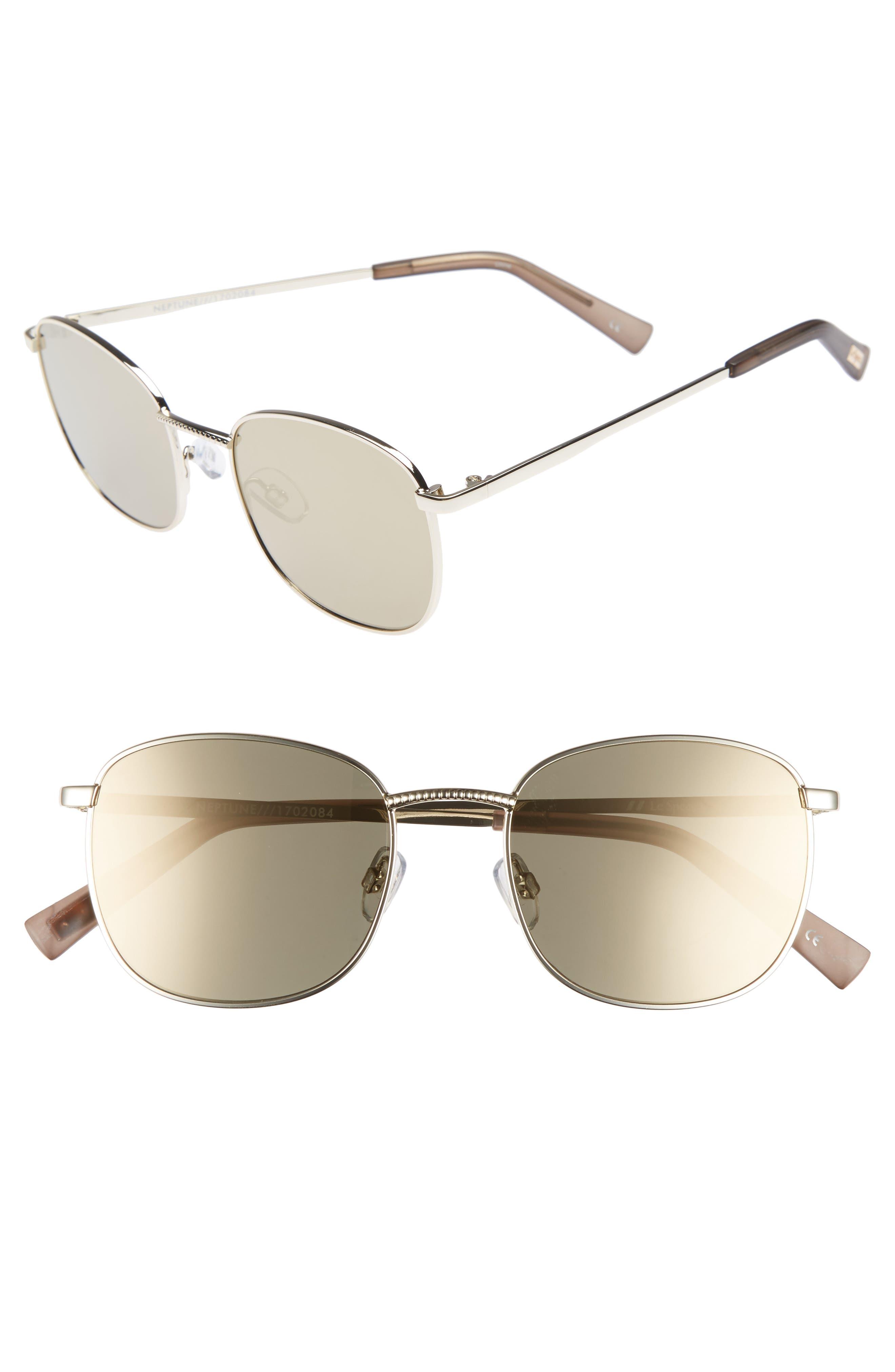Main Image - Le Specs Neptune 49mm Sunglasses