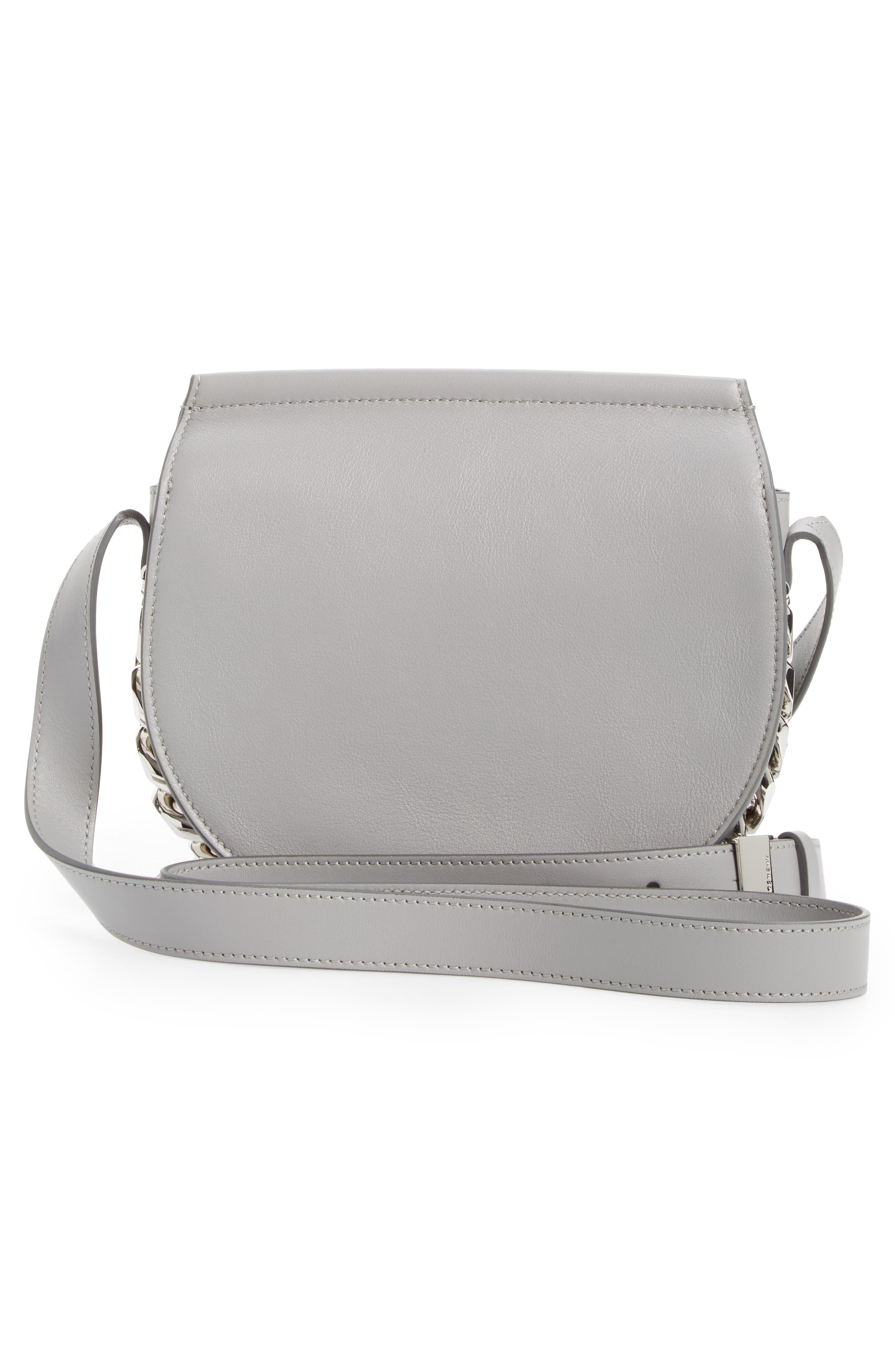 Alternate Image 3  - Givenchy Mini Infinity Calfskin Leather Saddle Bag