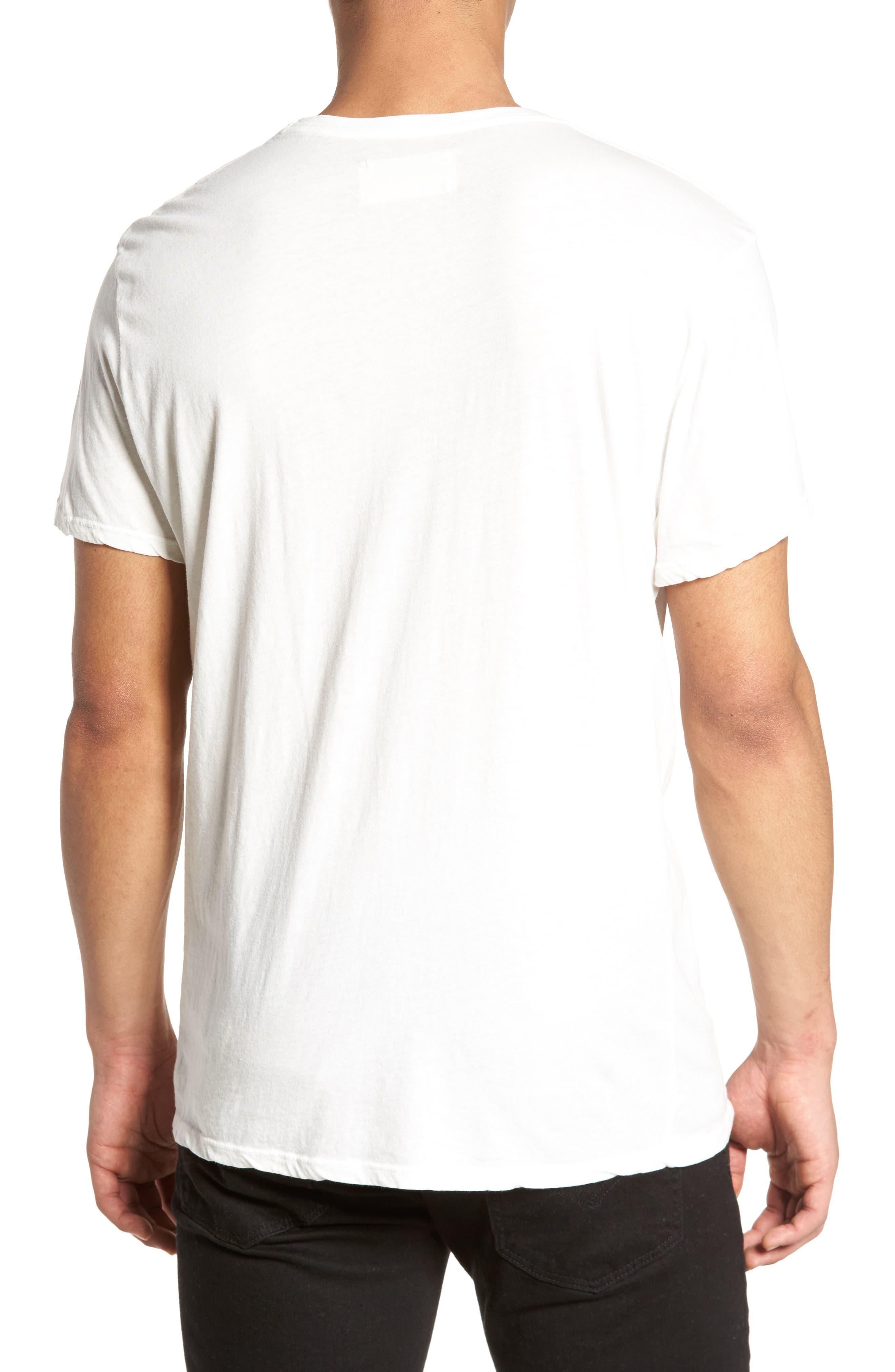 Alternate Image 2  - Vestige Gradient Box Graphic T-Shirt