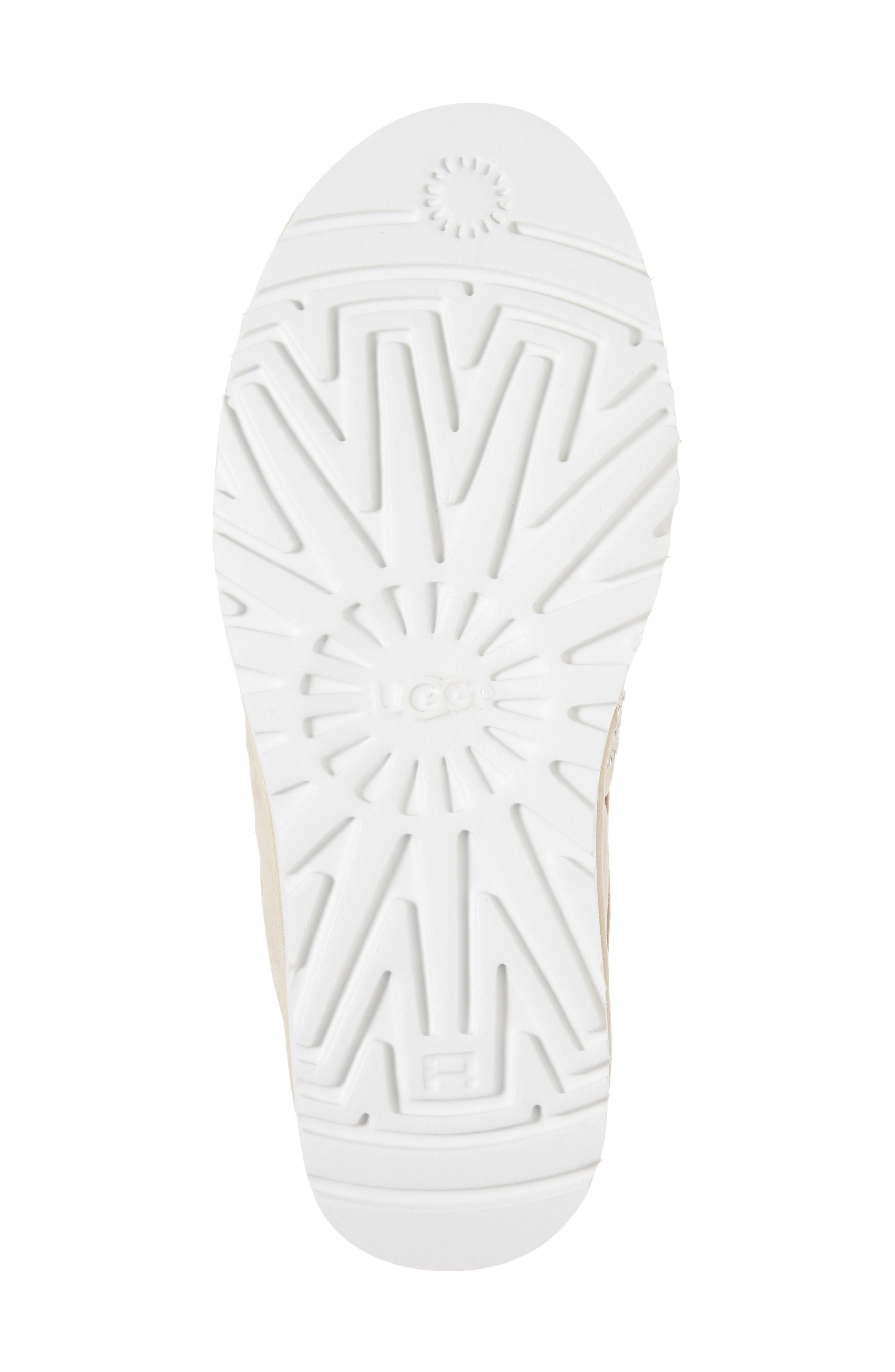 Alternate Image 6  - UGG® Logo Stud Slide Slipper (Women)