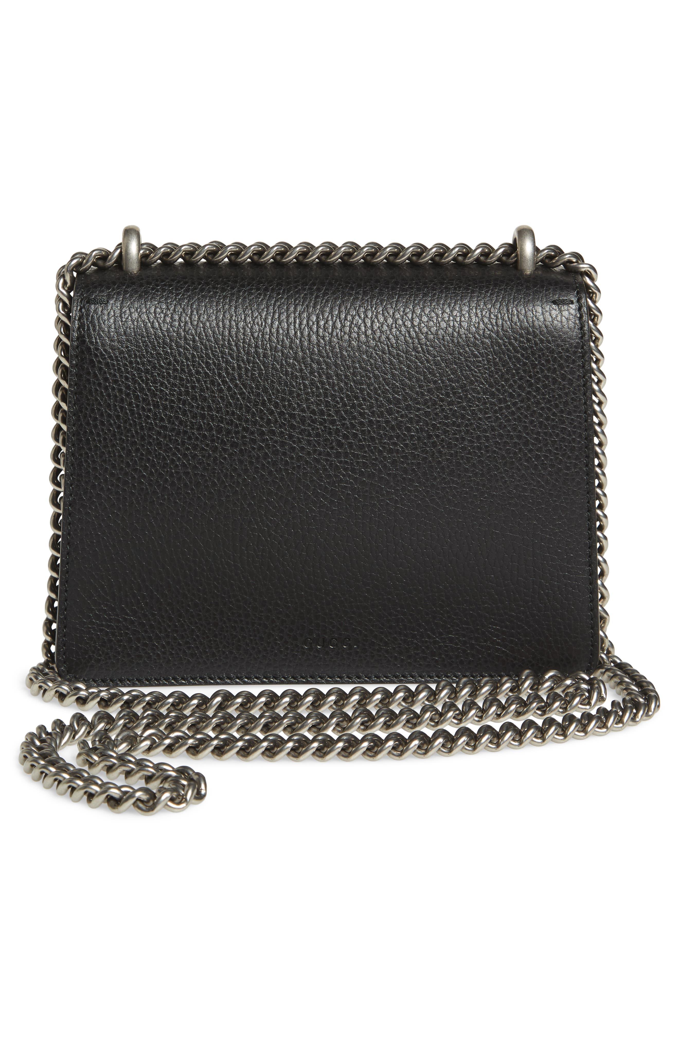 Alternate Image 3  - Gucci Mini Dionysus Leather Shoulder Bag
