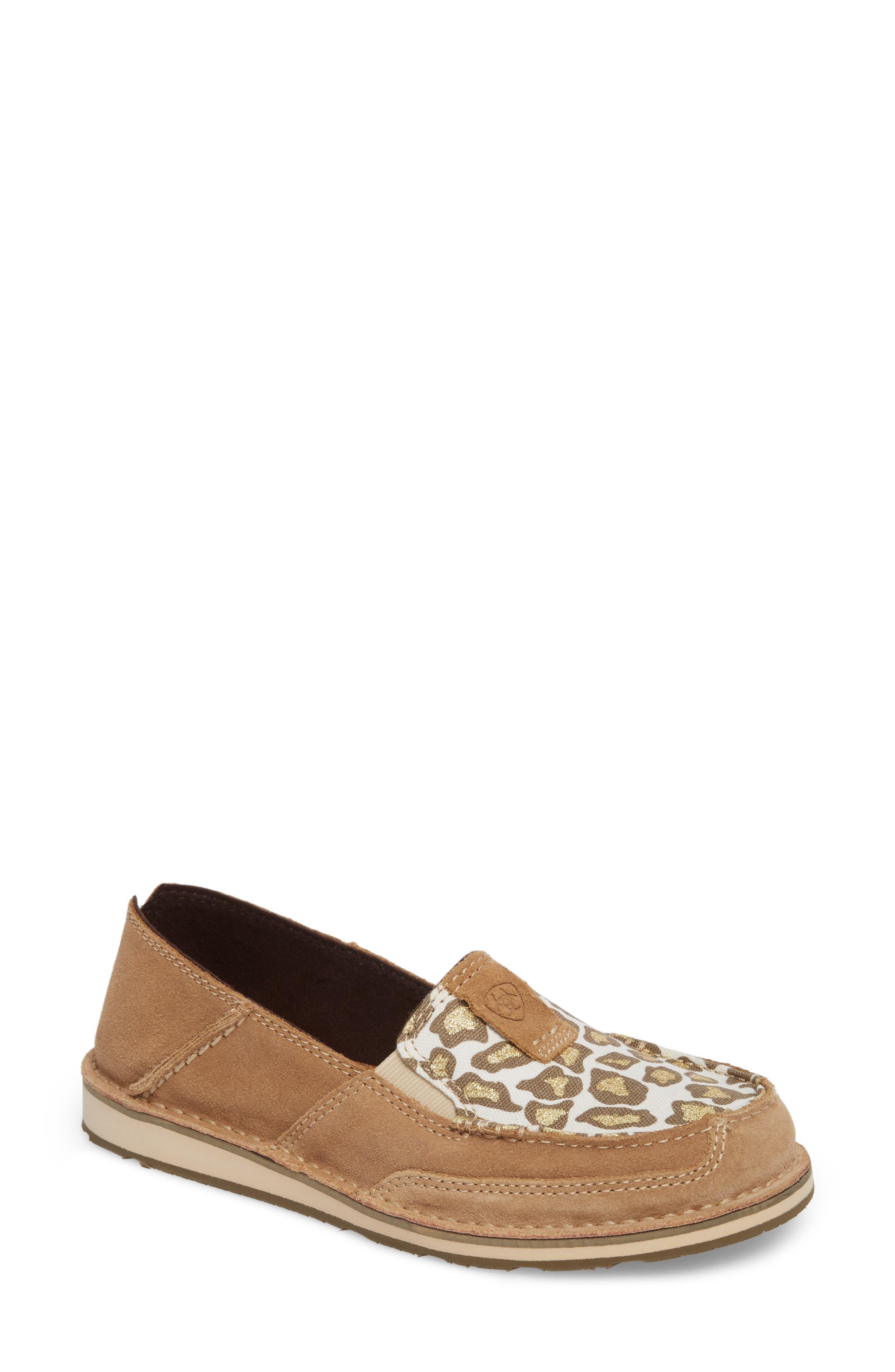 Alternate Image 1 Selected - Ariat Cruiser Slip-On Loafer (Women)