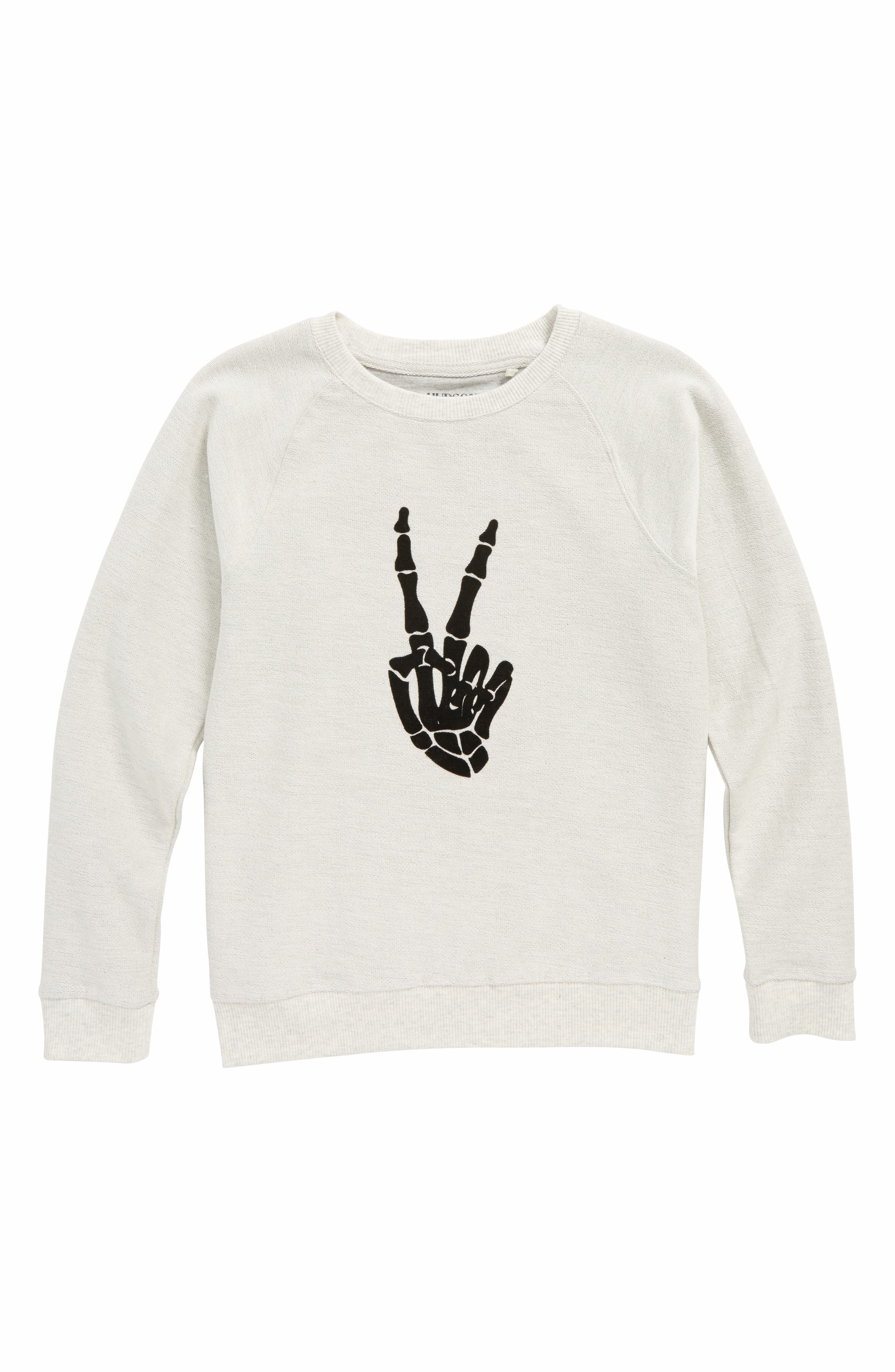Main Image - Hudson Kids Vibes Graphic Sweatshirt (Baby Boys)
