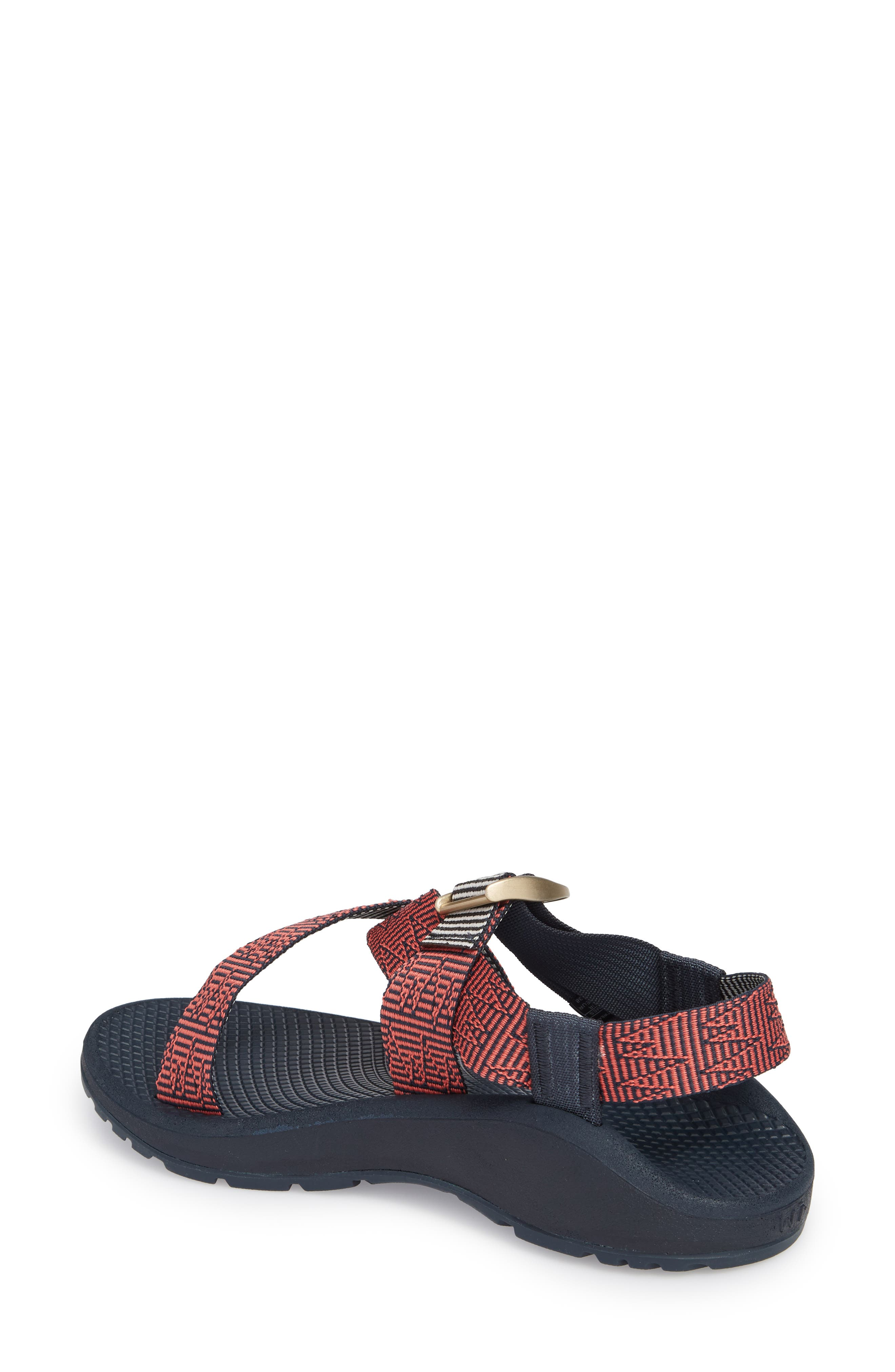 Mega Z/Cloud Sport Sandal,                             Alternate thumbnail 2, color,                             Blazer Navy