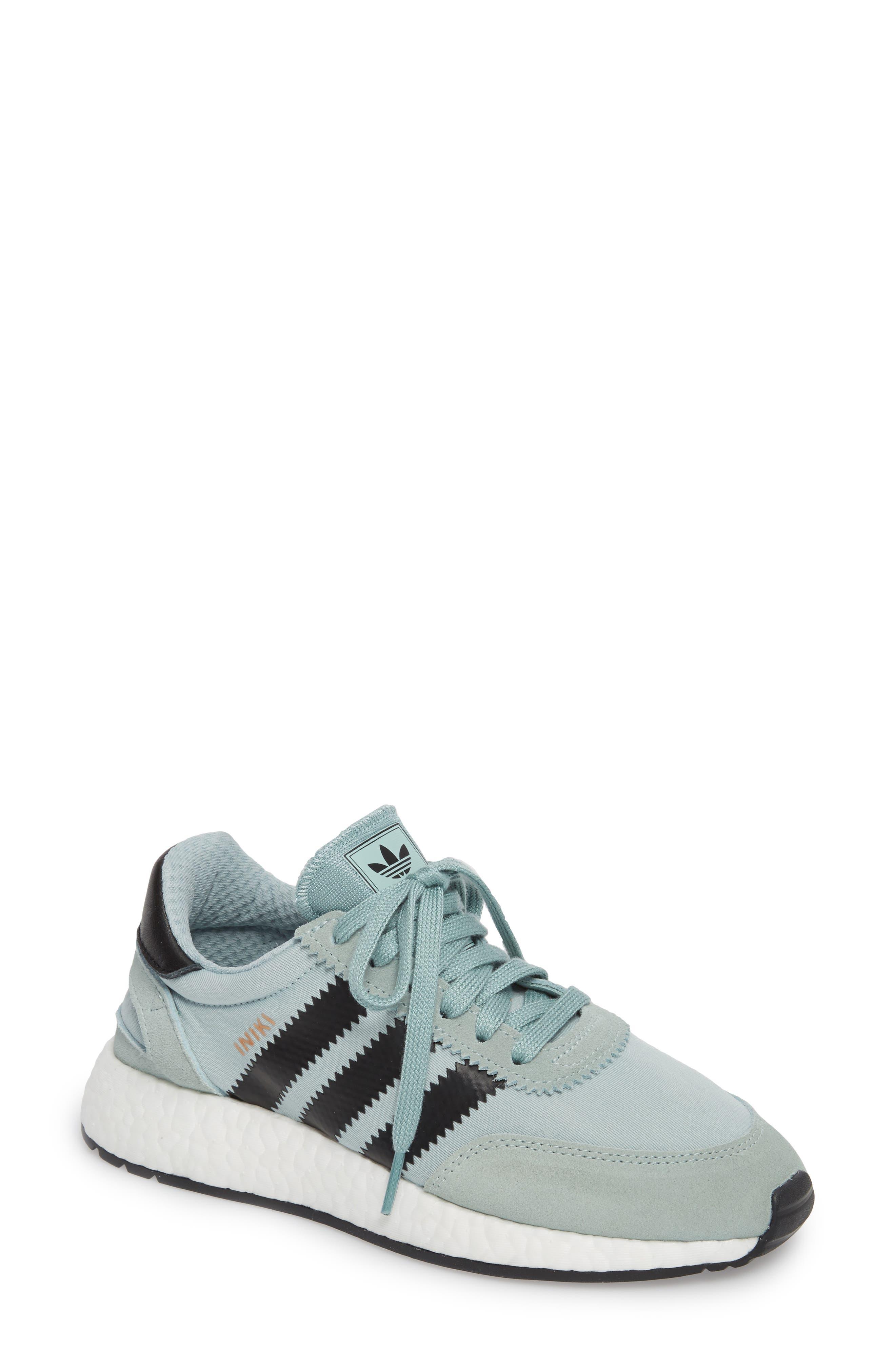 I-5923 Sneaker,                             Main thumbnail 1, color,                             Tactile Green/ Black/ White