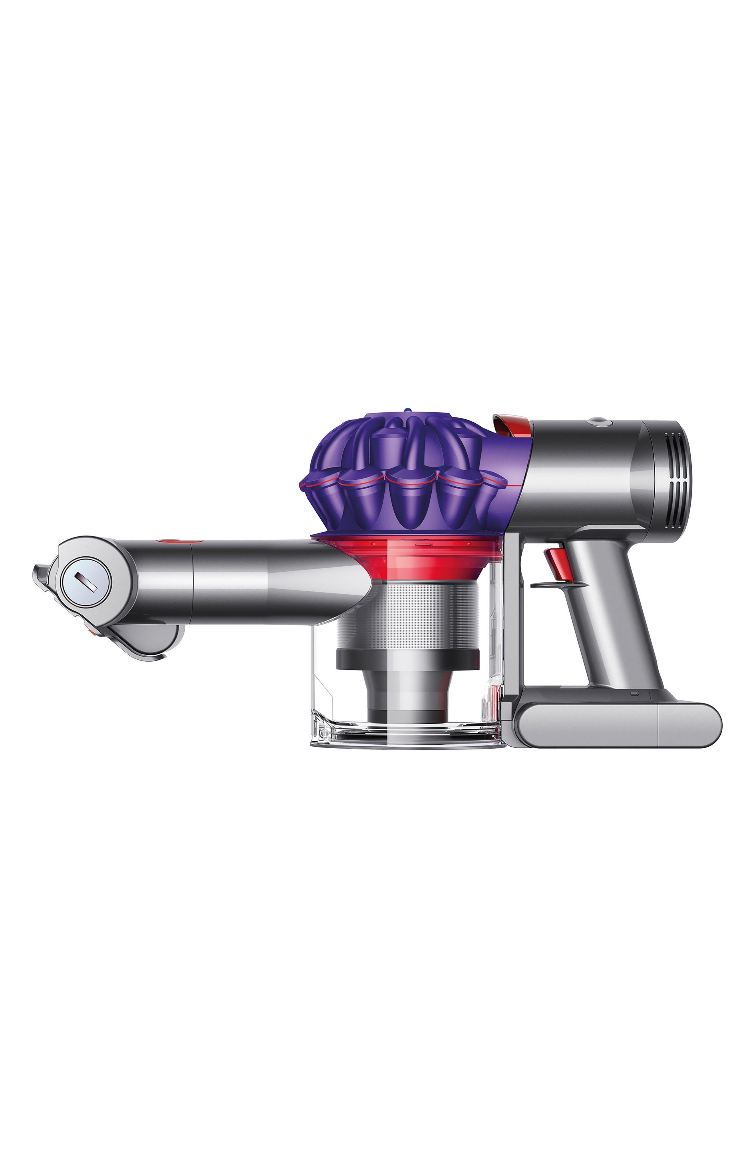 V7 Car & Boat Cordless Handheld Vacuum,                         Main,                         color, Purple