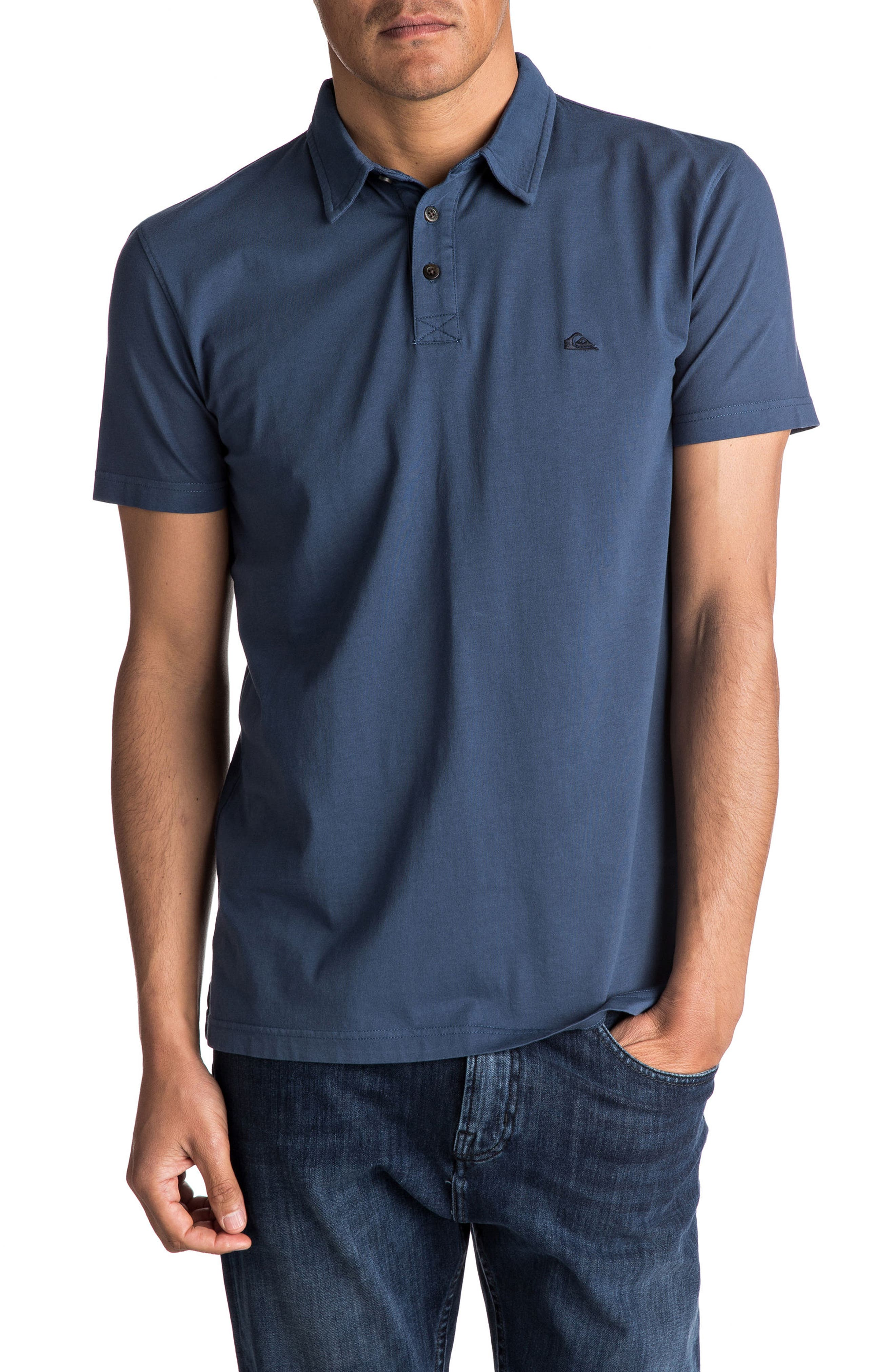 Alternate Image 1 Selected - Quiksilver Sun Cruise Jersey Polo