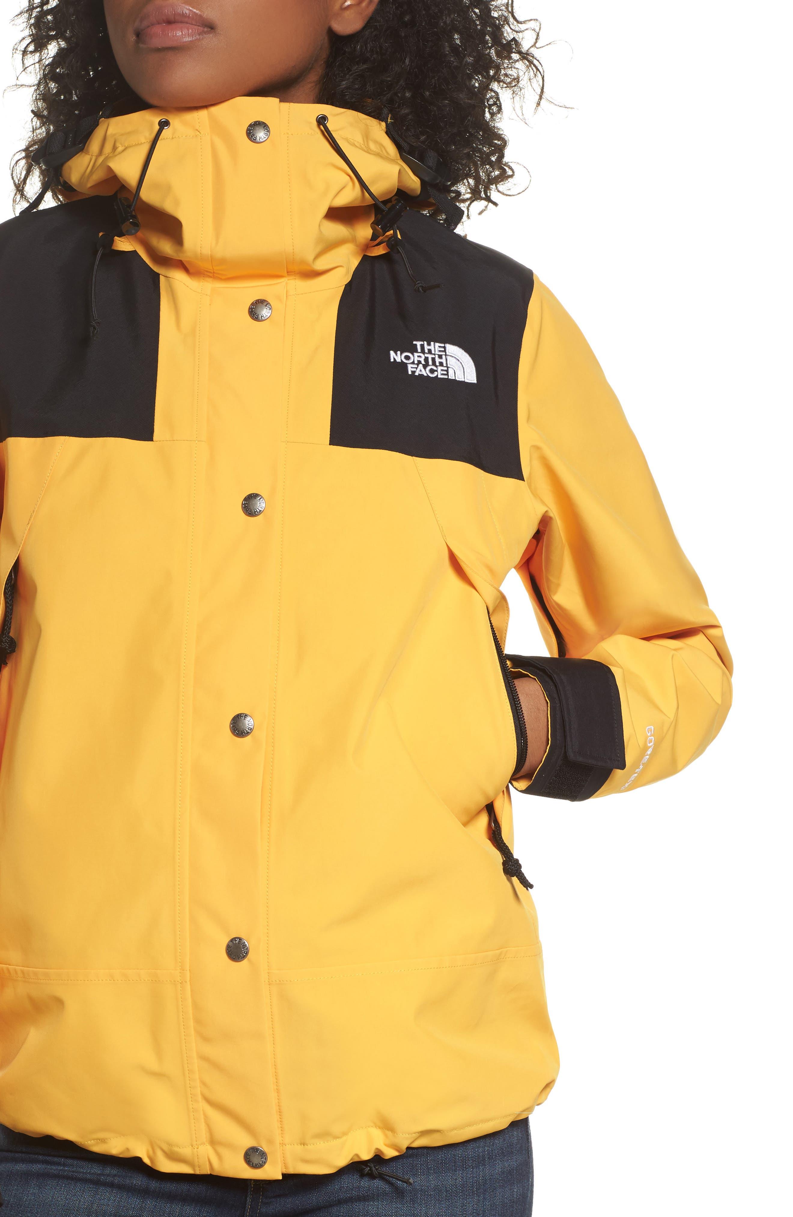 1990 Mountain Jacket,                             Alternate thumbnail 4, color,                             Tnf Yellow