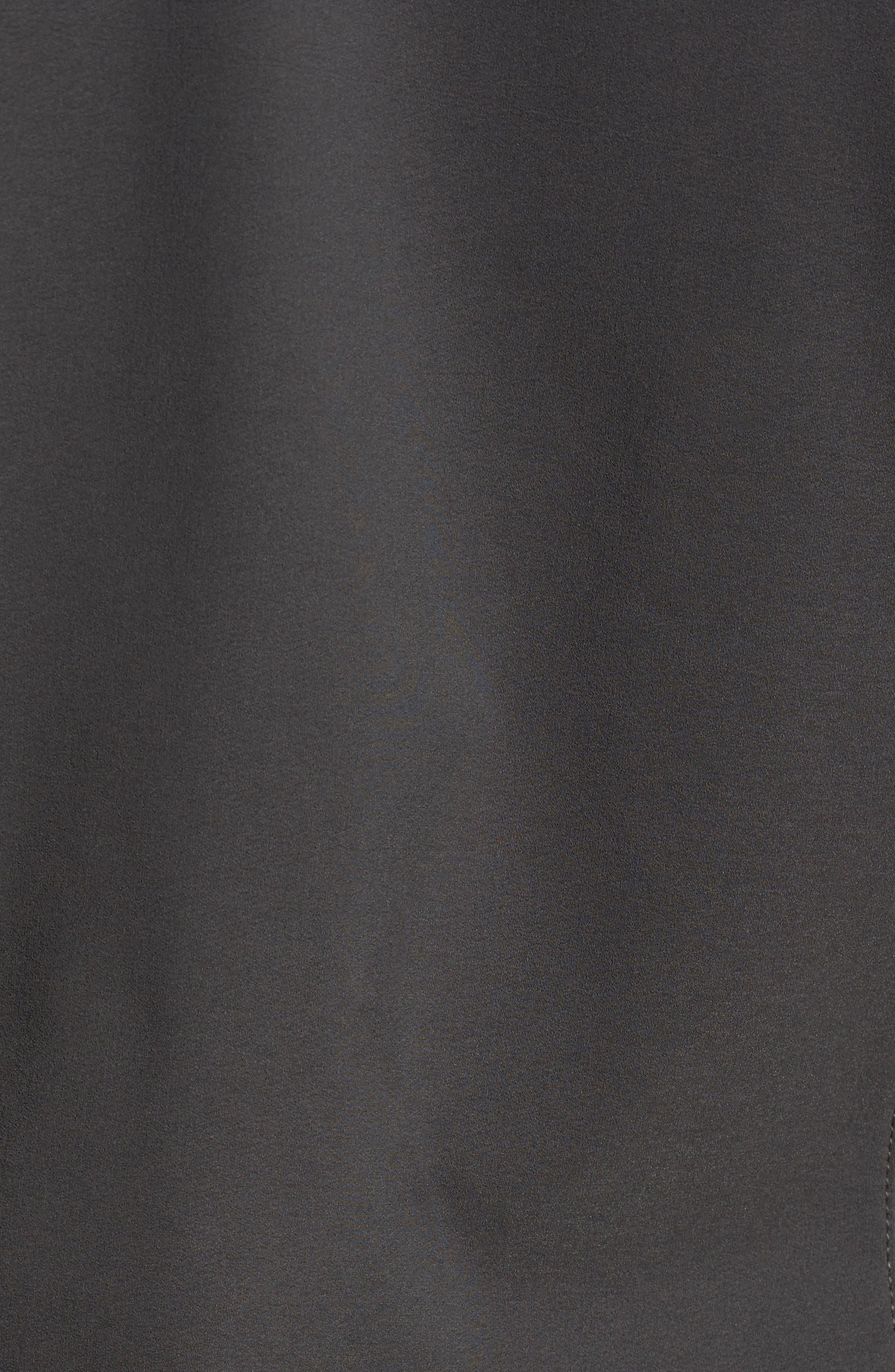 Apex Nimble Jacket,                             Alternate thumbnail 5, color,                             Asphalt Grey/ Asphalt Grey