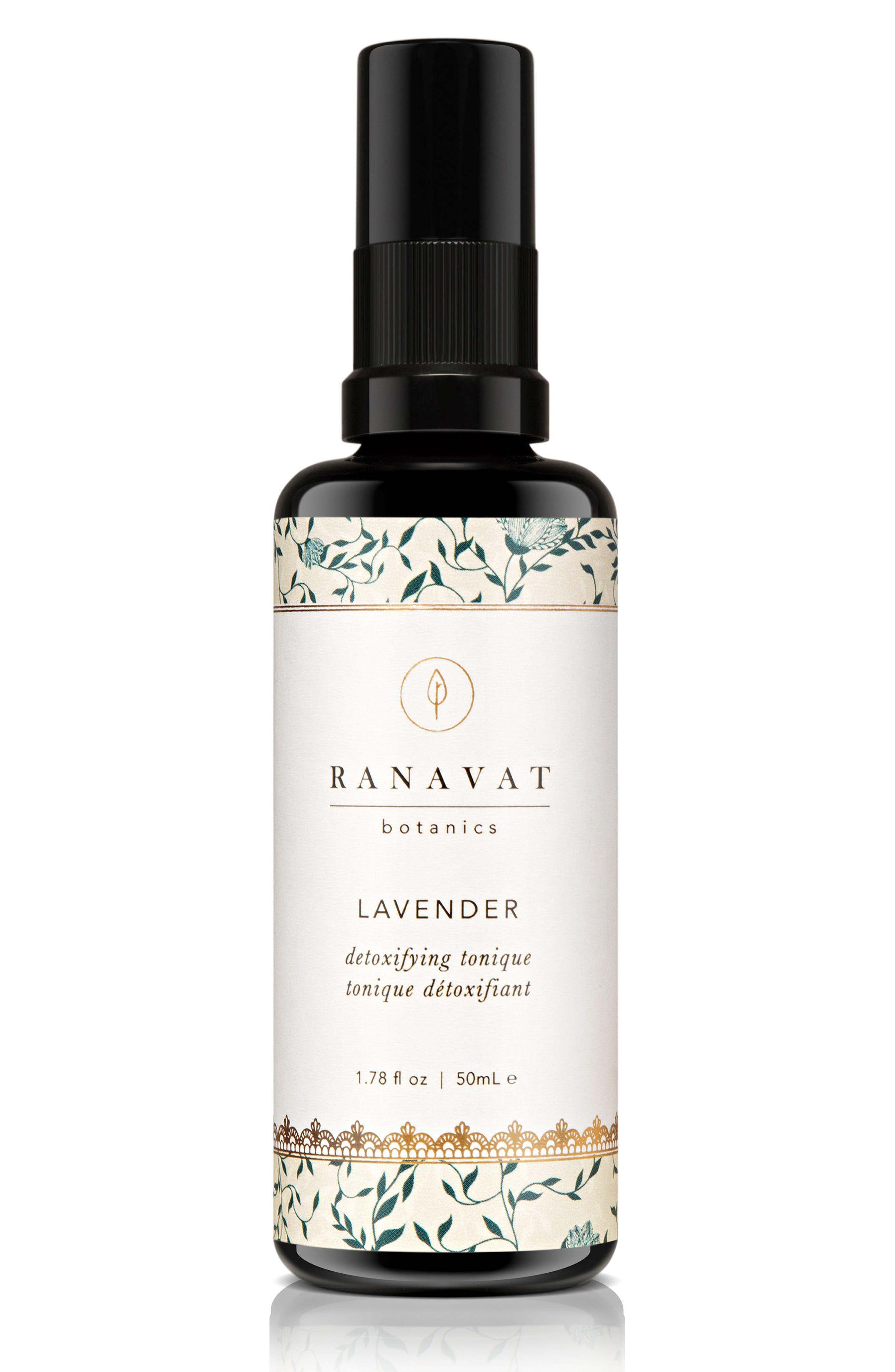 Ranavat Botanics Lavender Detoxifying Tonique