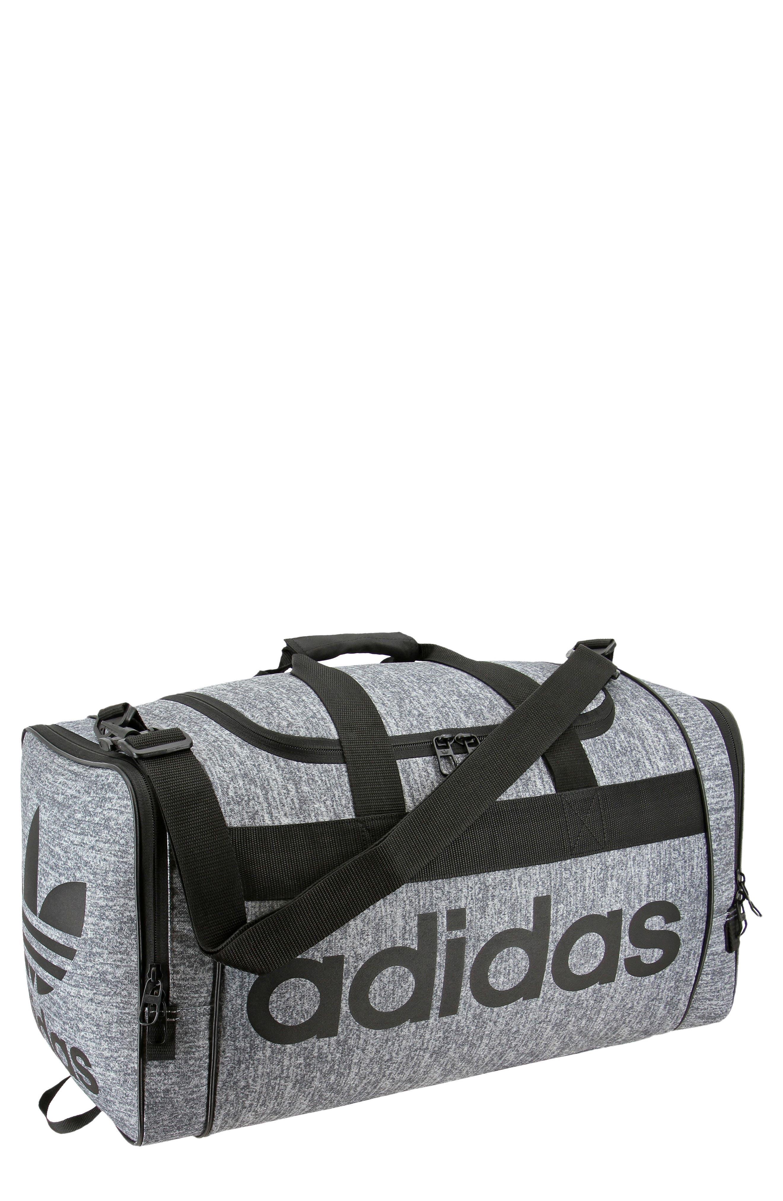Santiago Duffel Bag,                         Main,                         color, Med Grey