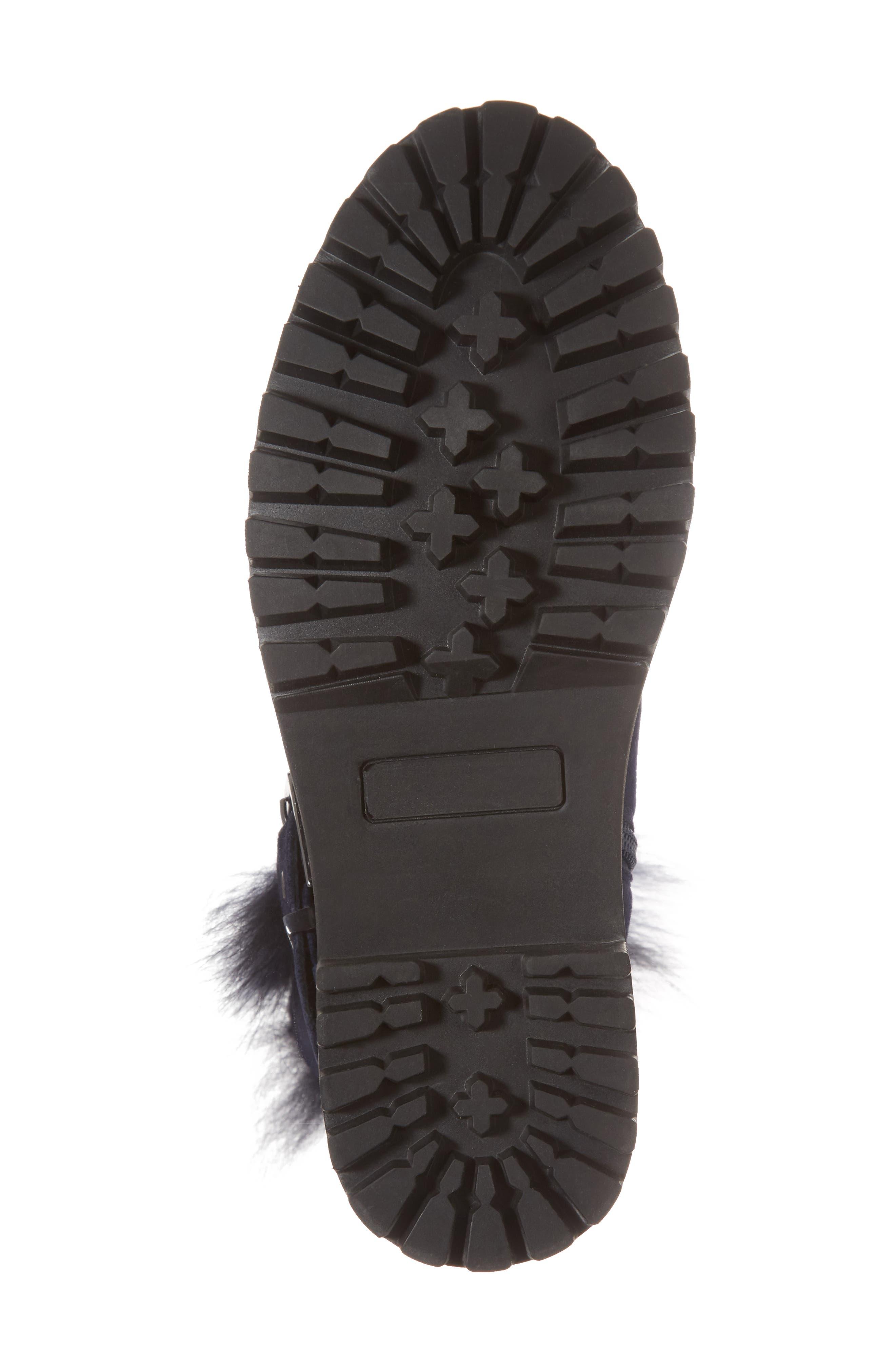 Alternate Image 6  - Cecelia New York Theresa Boot with Genuine Fox Fur Trim (Women)