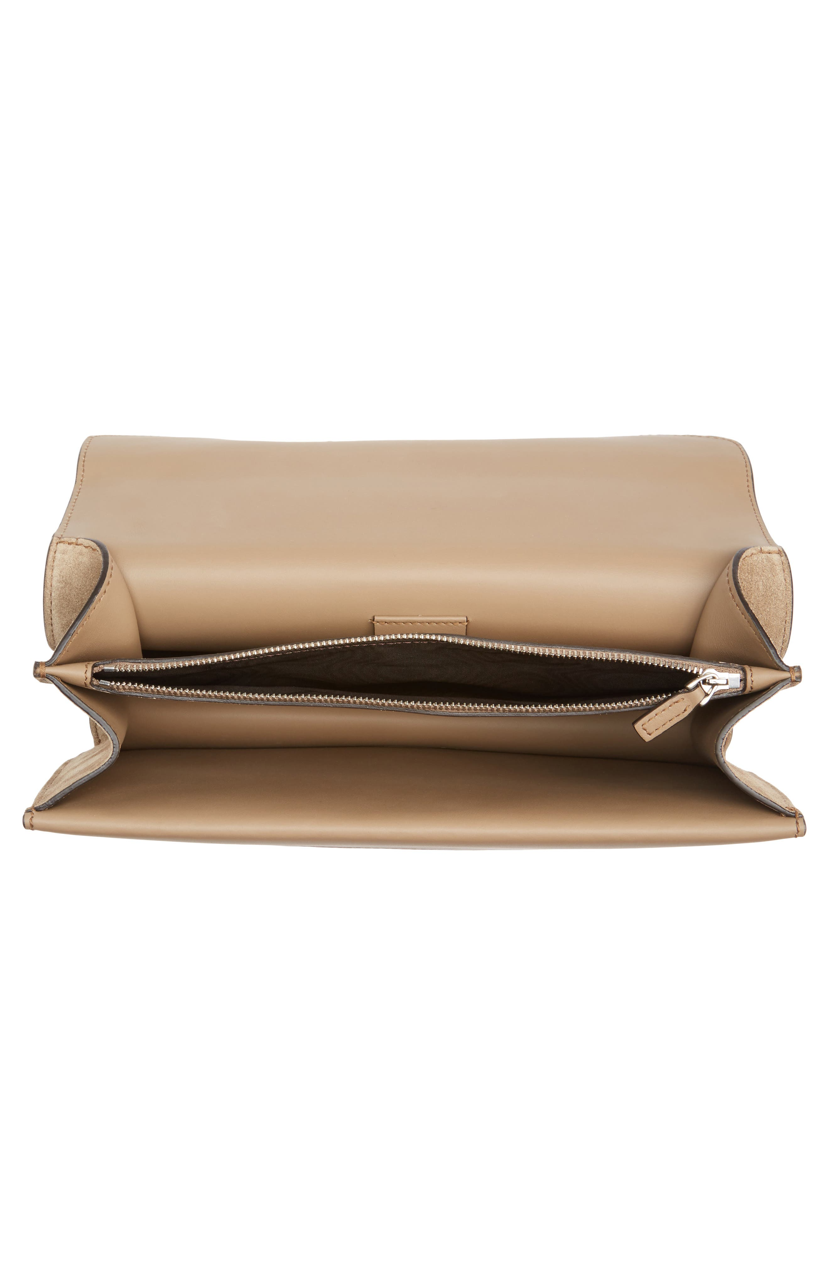 Alternate Image 4  - Gucci Small Dionysus Suede Shoulder Bag