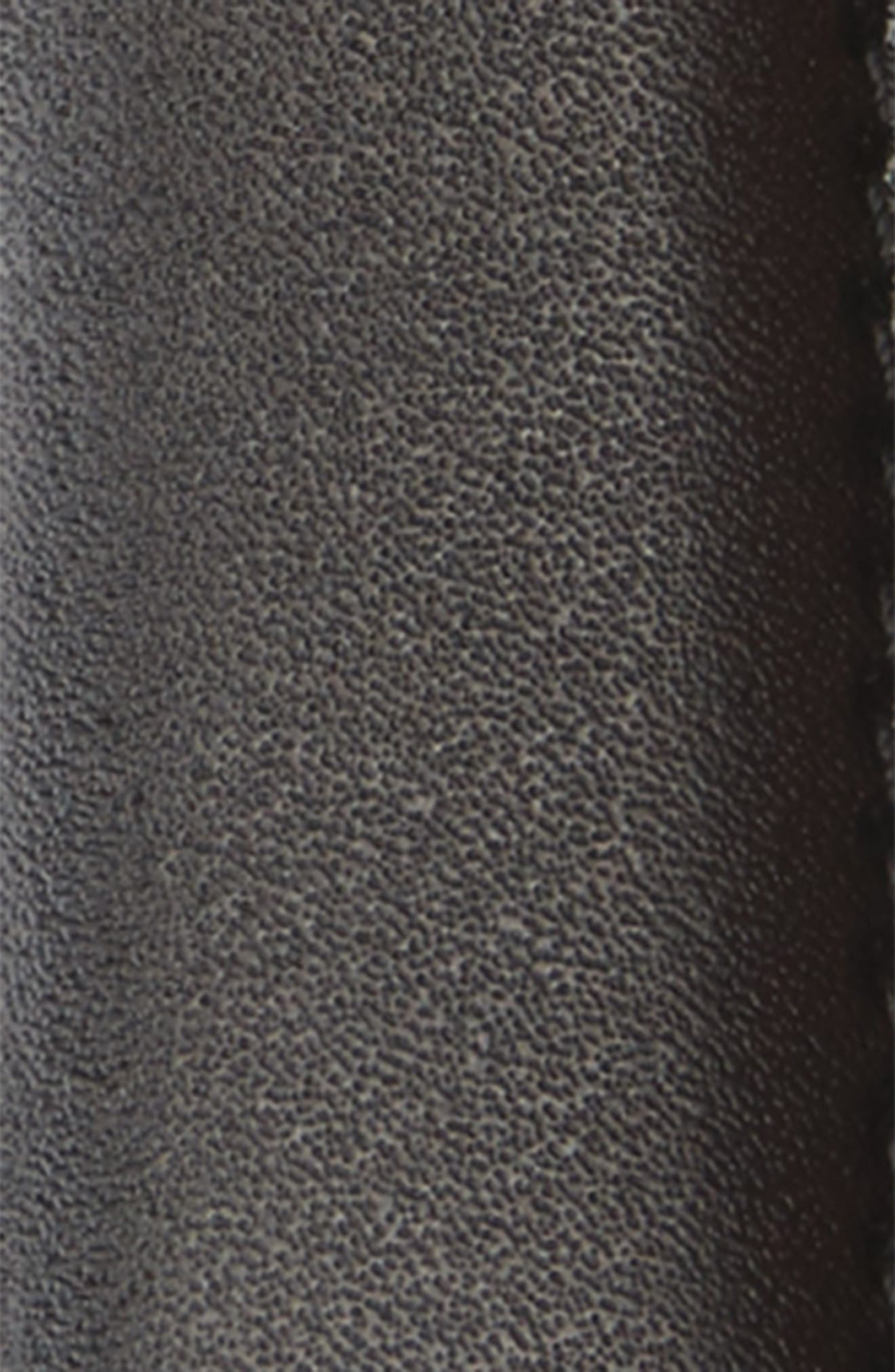 Alternate Image 3  - MONTBLANC Reversible Leather Belt