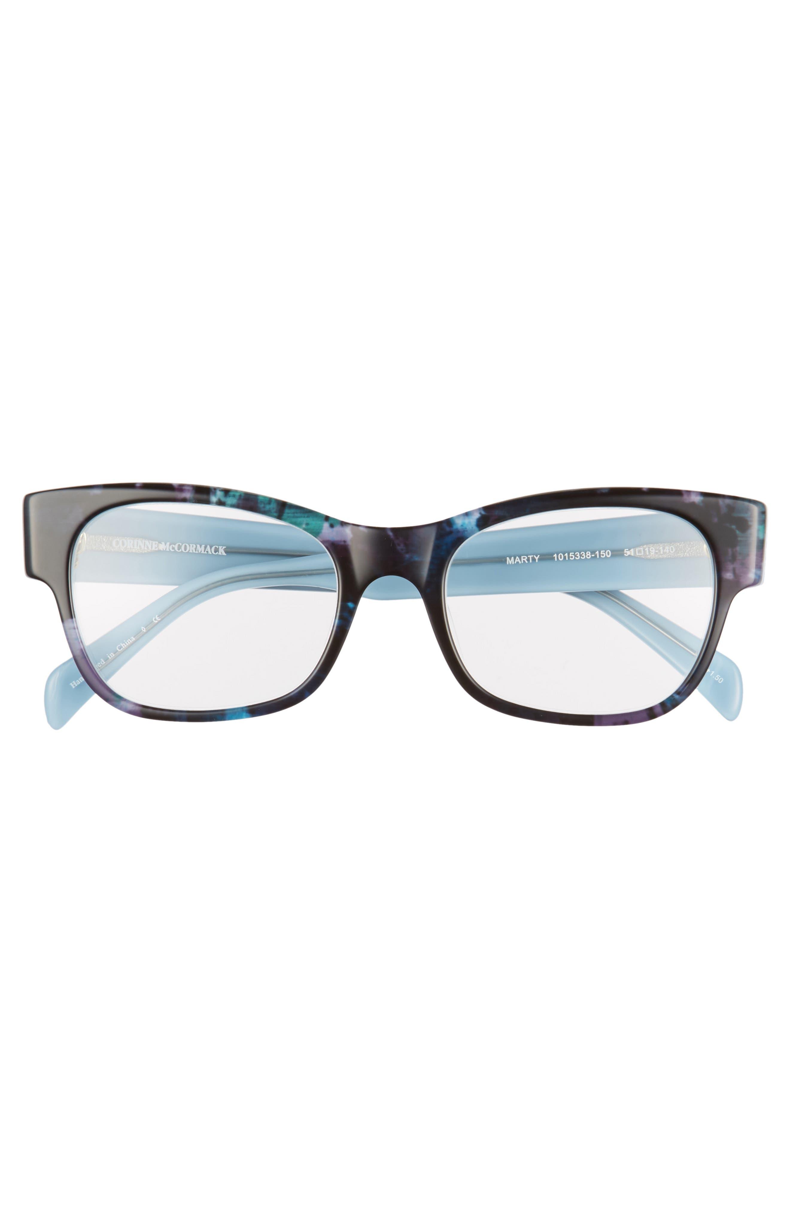 Alternate Image 3  - Corinne McCormack Marty 51mm Reading Glasses