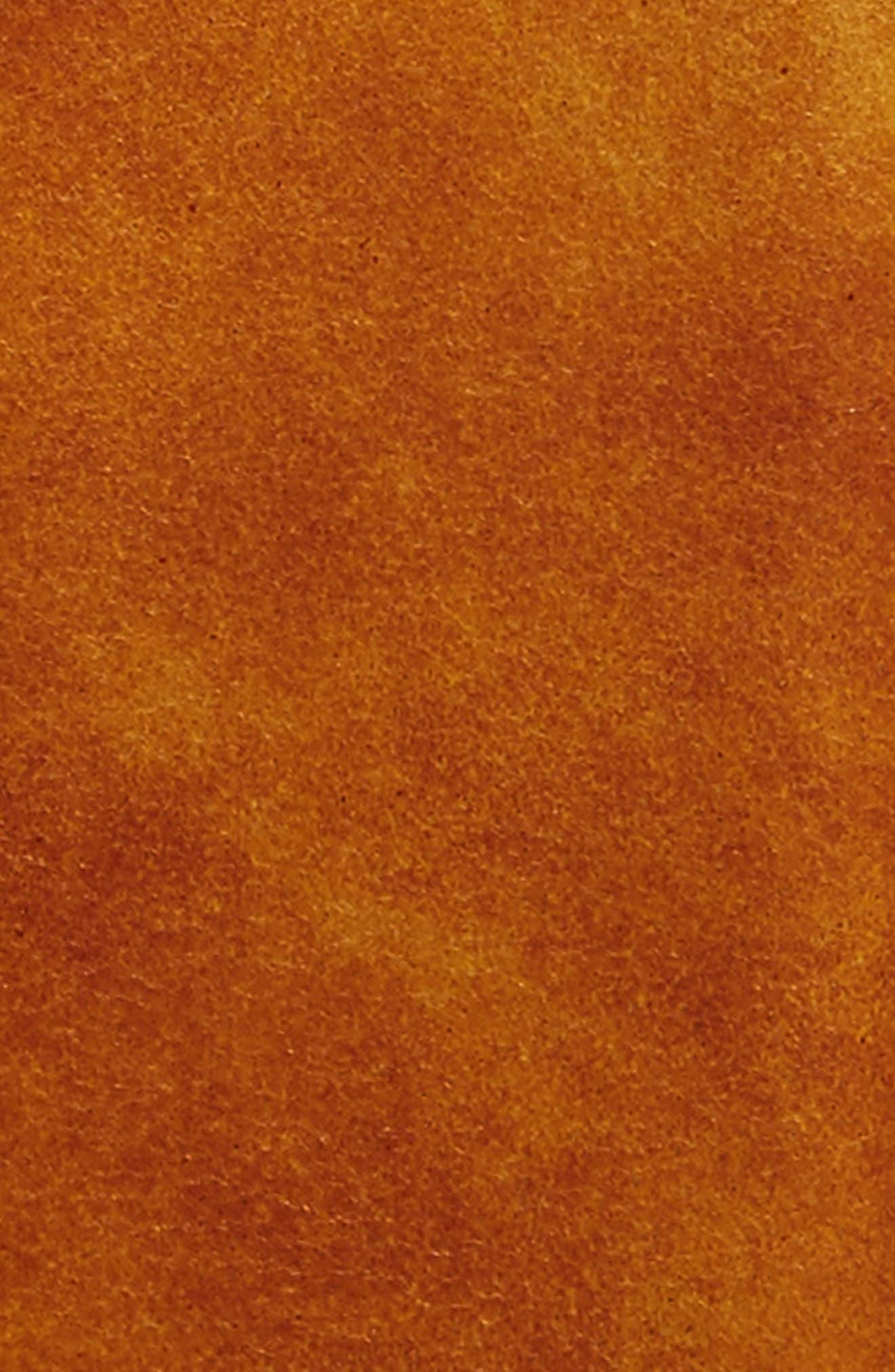 Tabon Leather Belt,                             Alternate thumbnail 2, color,                             Cuero