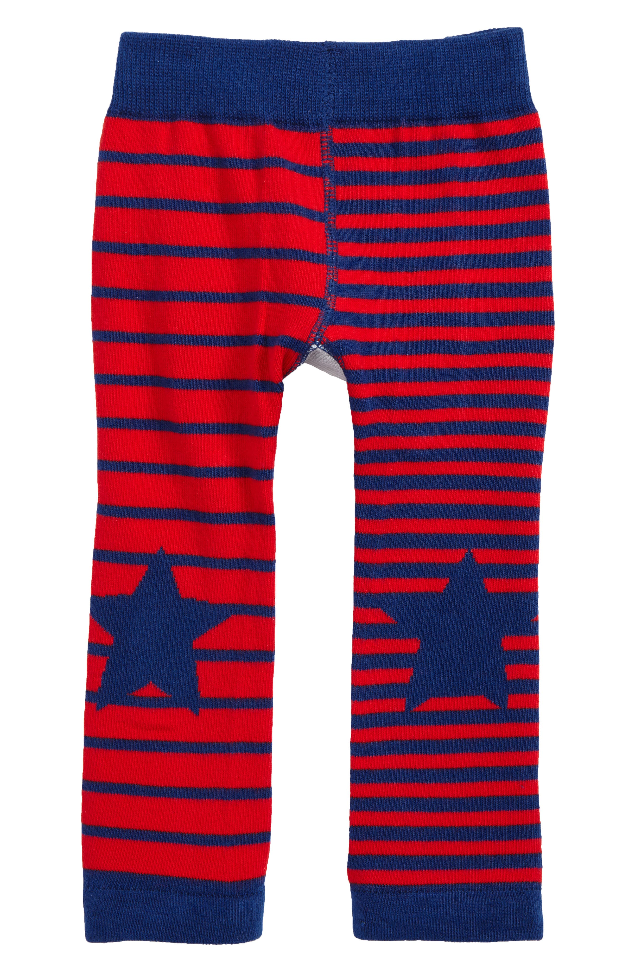Classic Car Leggings,                             Alternate thumbnail 2, color,                             Red/ Navy Blue