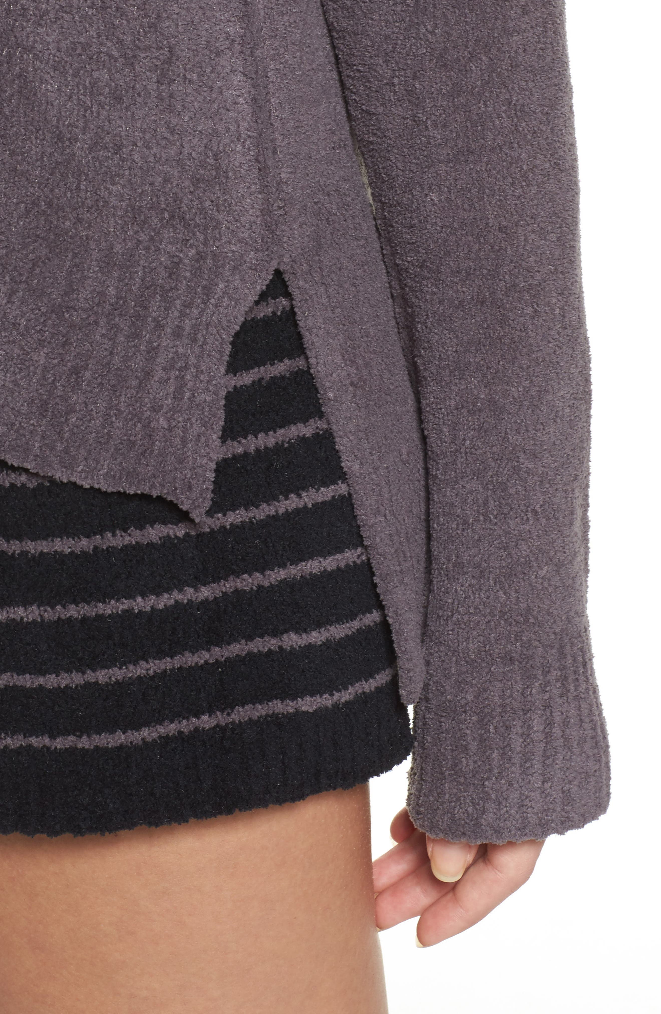 Marshmallow Sweatshirt,                             Alternate thumbnail 7, color,                             Charcoal