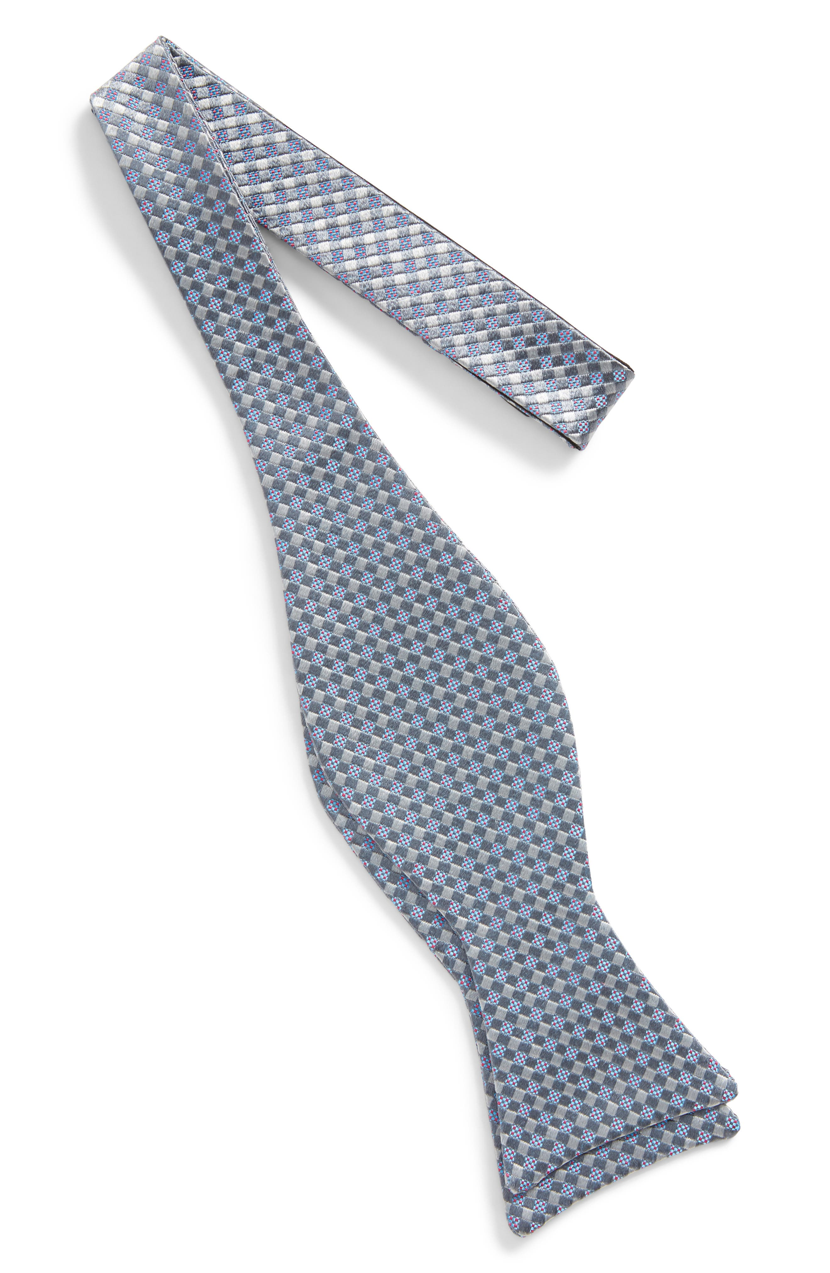Alternate Image 2  - Ted Baker London Geometric Silk Bow Tie