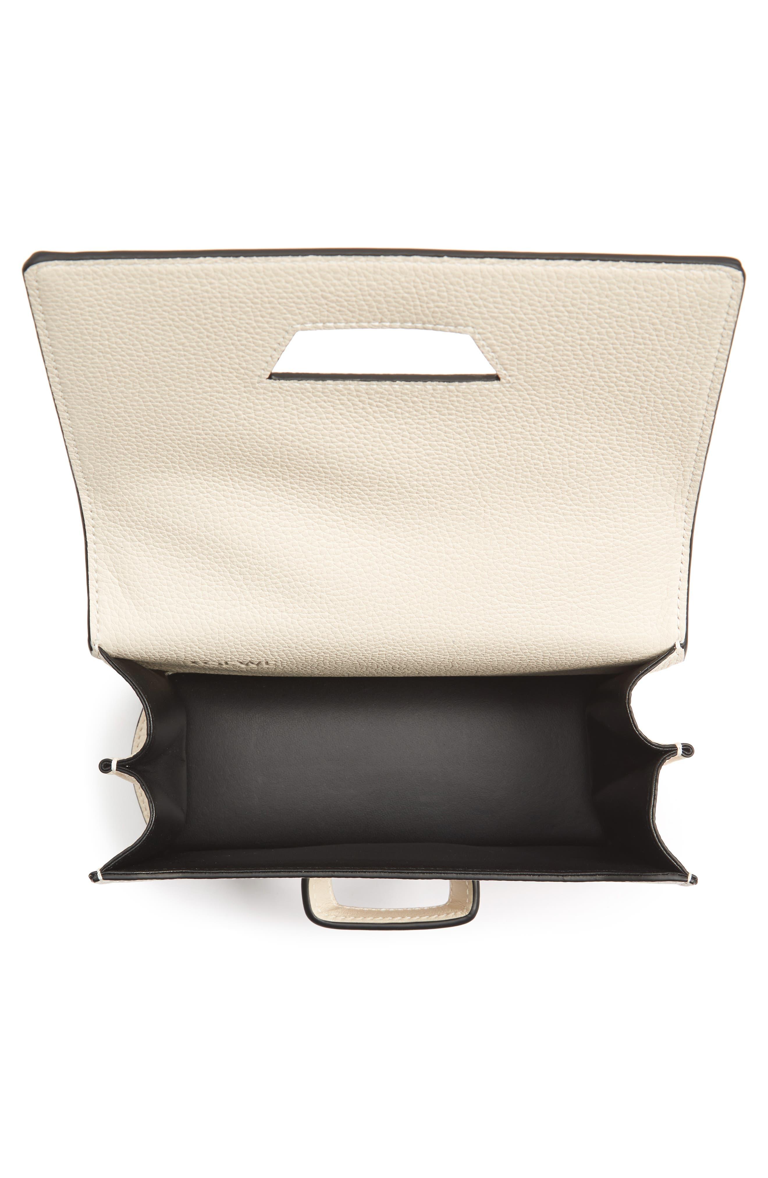 Alternate Image 4  - Loewe Small Barcelona Grainy Leather Crossbody Bag