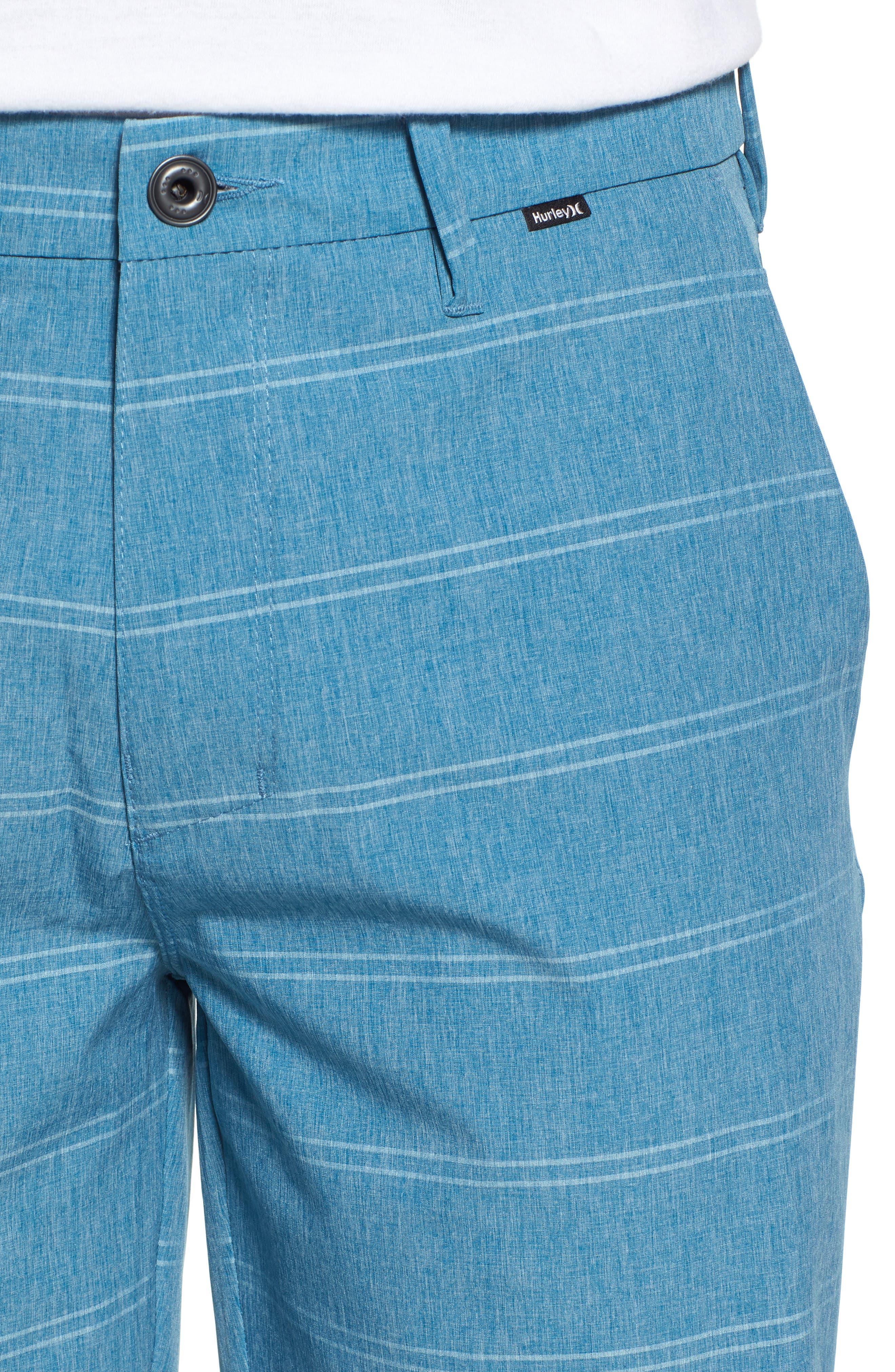 Phantom Hybrid Shorts,                             Alternate thumbnail 5, color,                             Space Blue