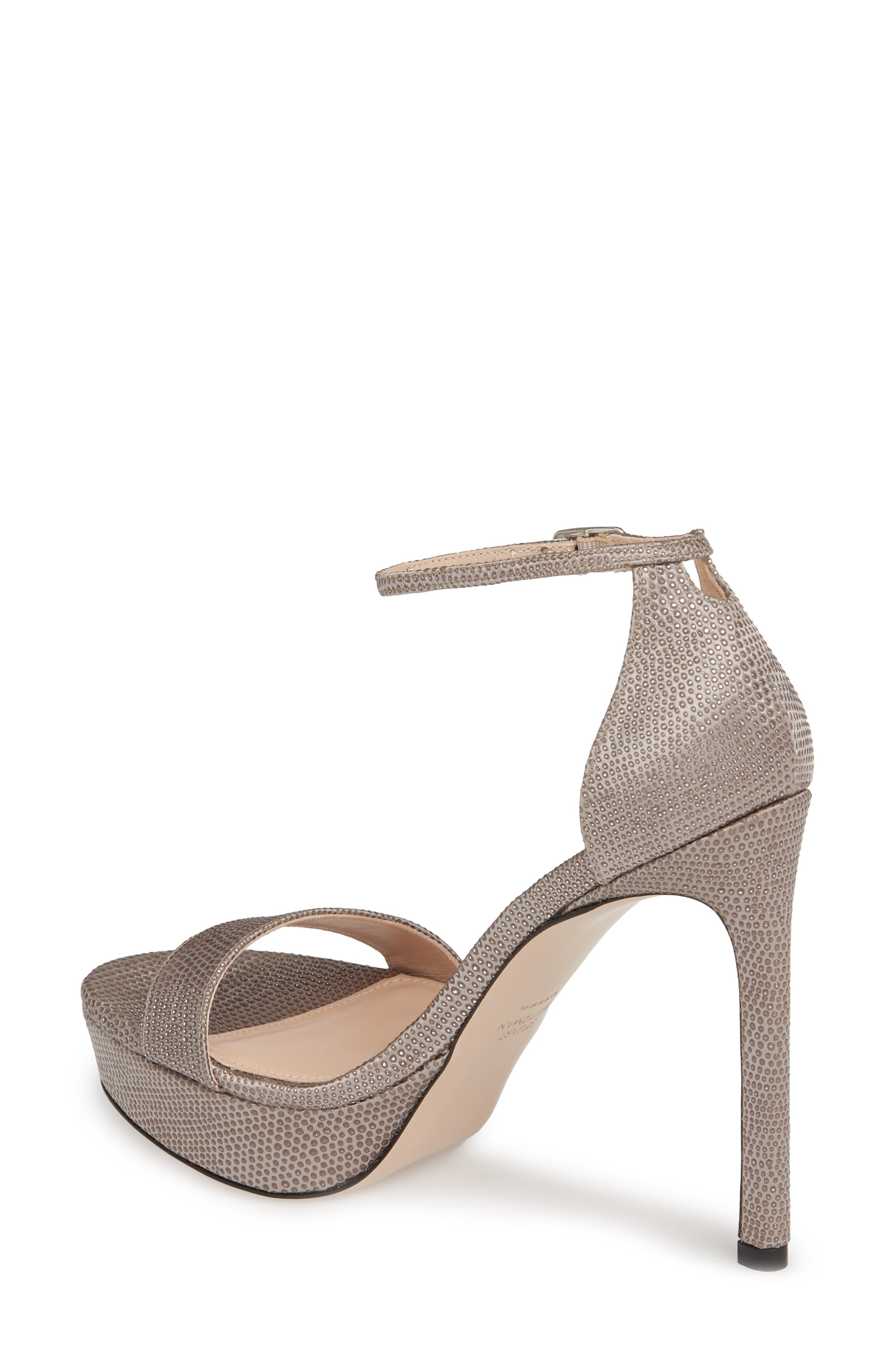 Alternate Image 2  - Stuart Weitzamn SOHOT Platform Sandal (Women)