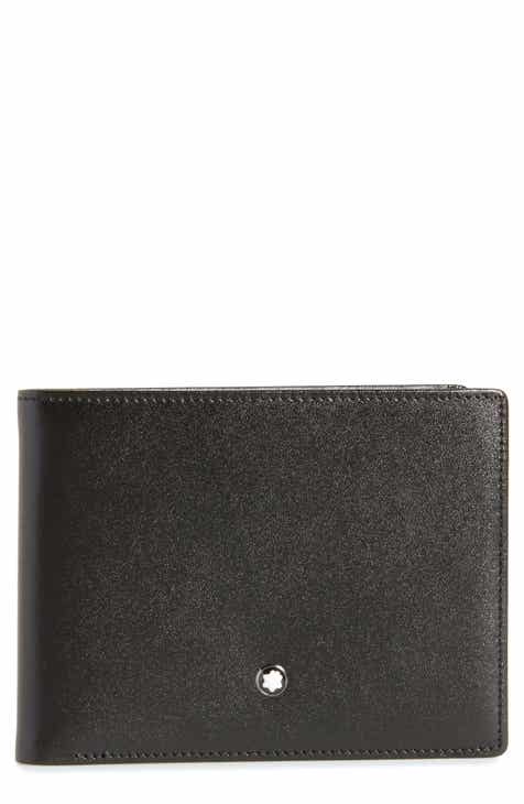 Montblanc Bifold Leather Wallet