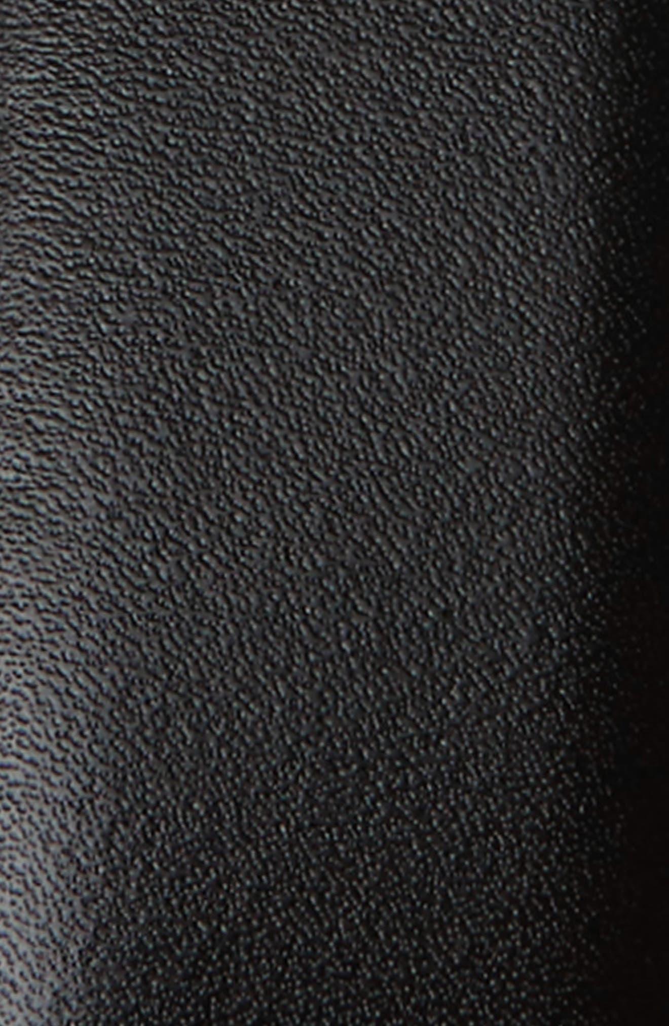 Meisterstück Buckle Reversible Leather Belt,                             Alternate thumbnail 3, color,                             Black/ Brown