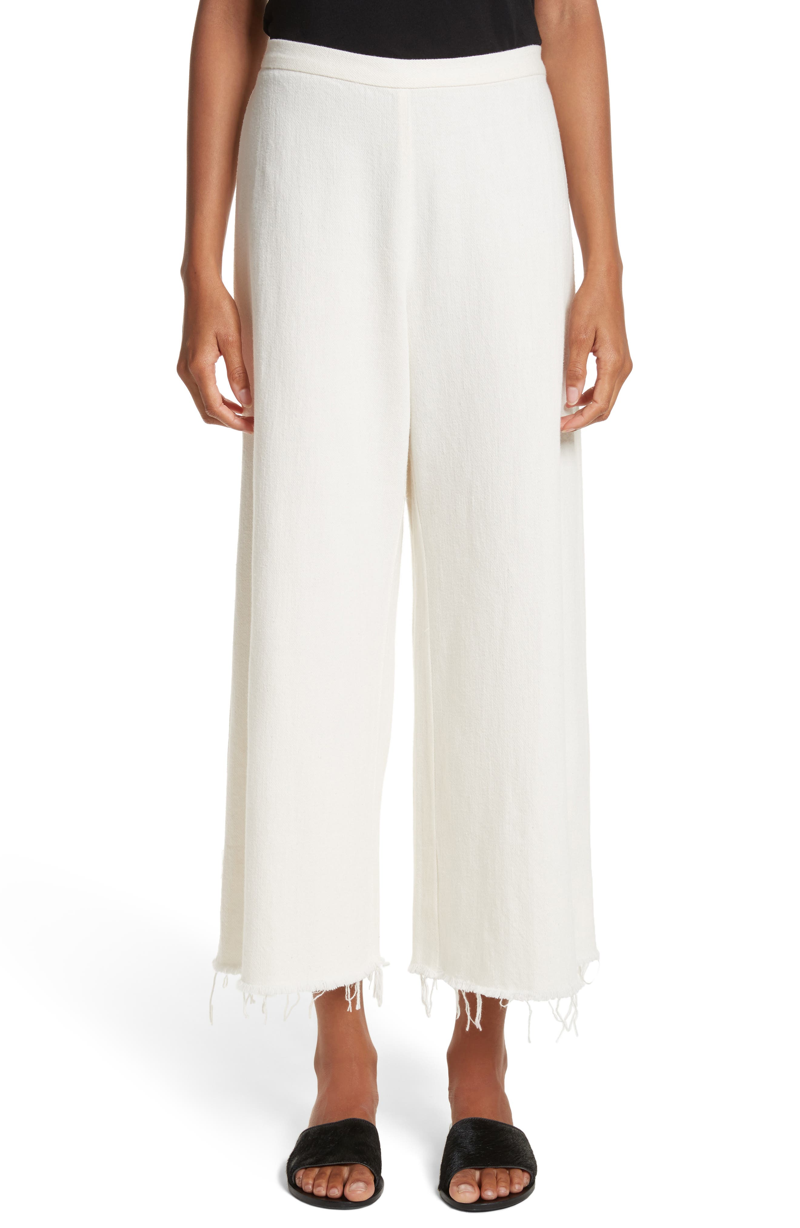 Alternate Image 1 Selected - Simon Miller Alder Wide Leg Pants