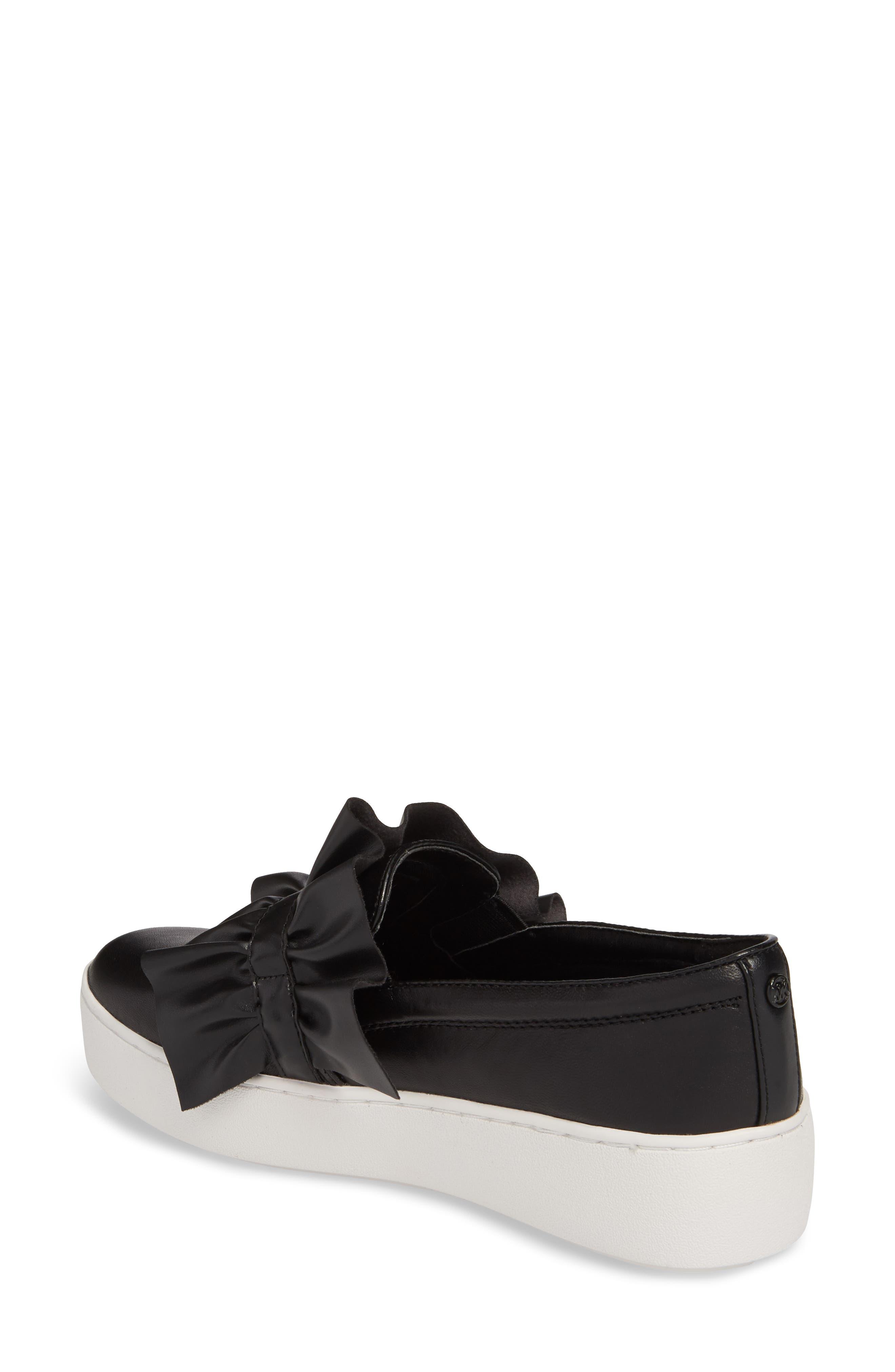 Alternate Image 2  - MICHAEL Michael Kors Bella Slip-On Sneaker (Women)