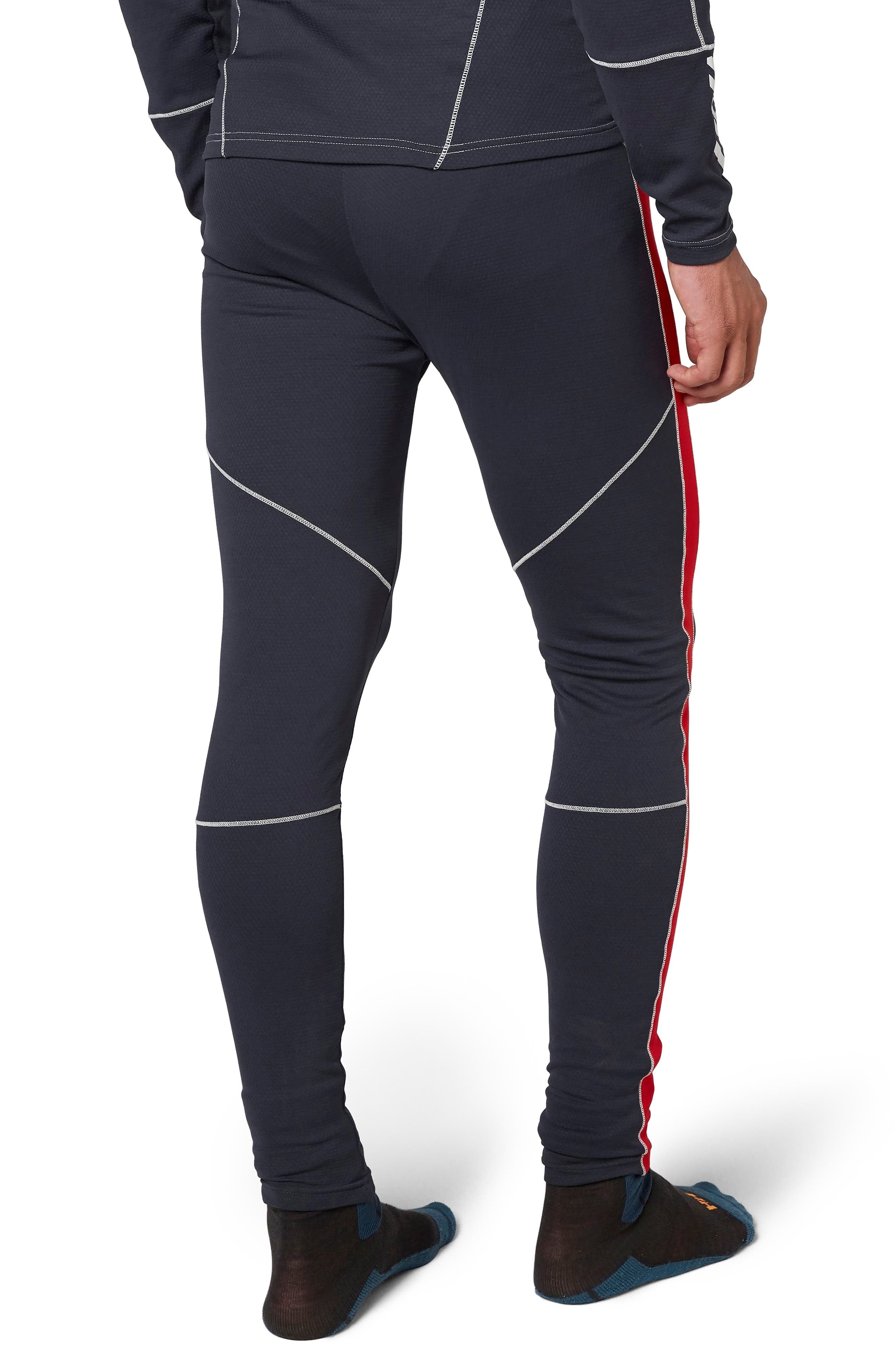 Alternate Image 2  - Helly Hansen Lifa® Mid Base Layer Leggings