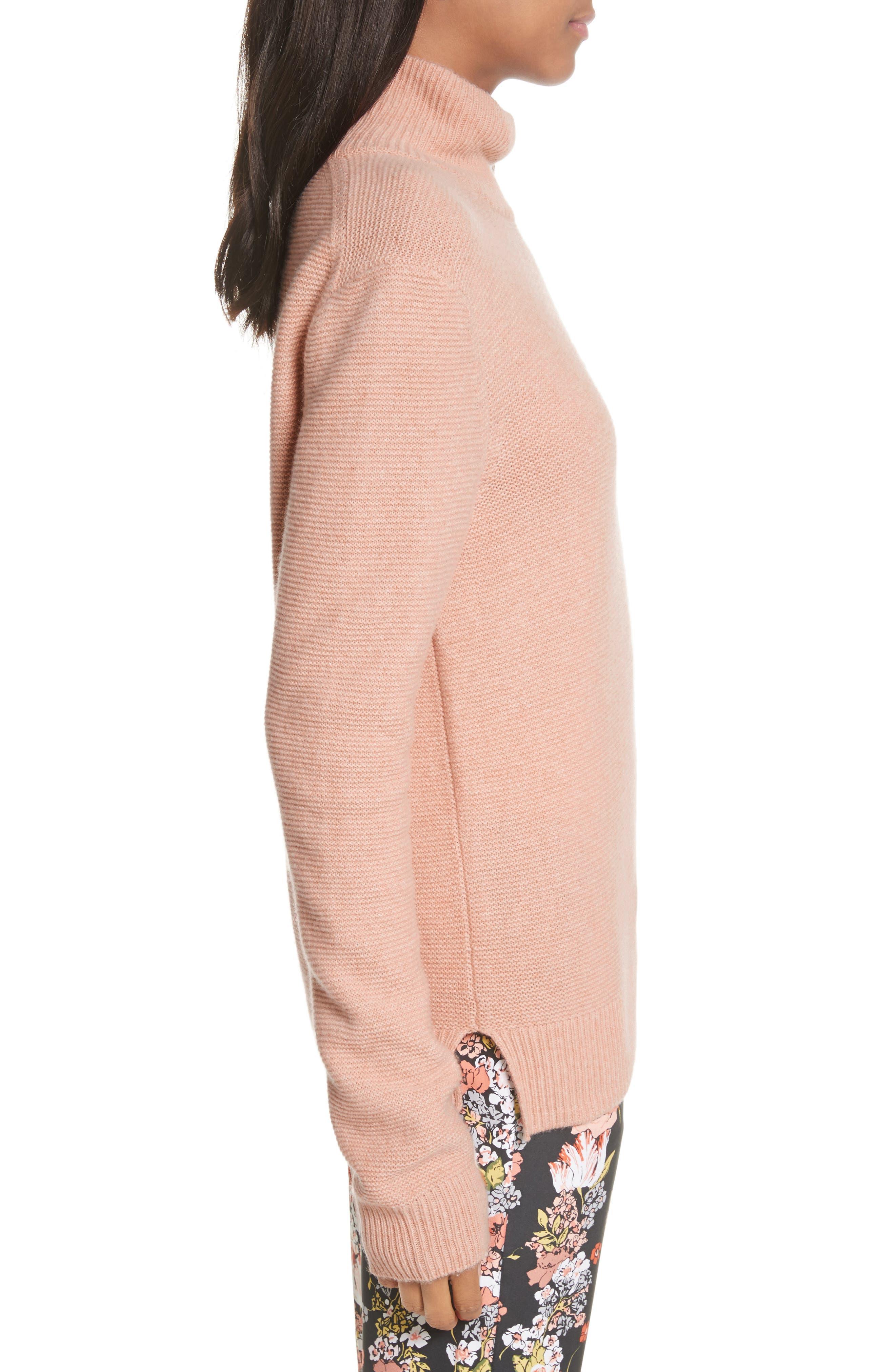 Alternate Image 3  - Equipment Chandler Wool-Blend Turtleneck Sweater