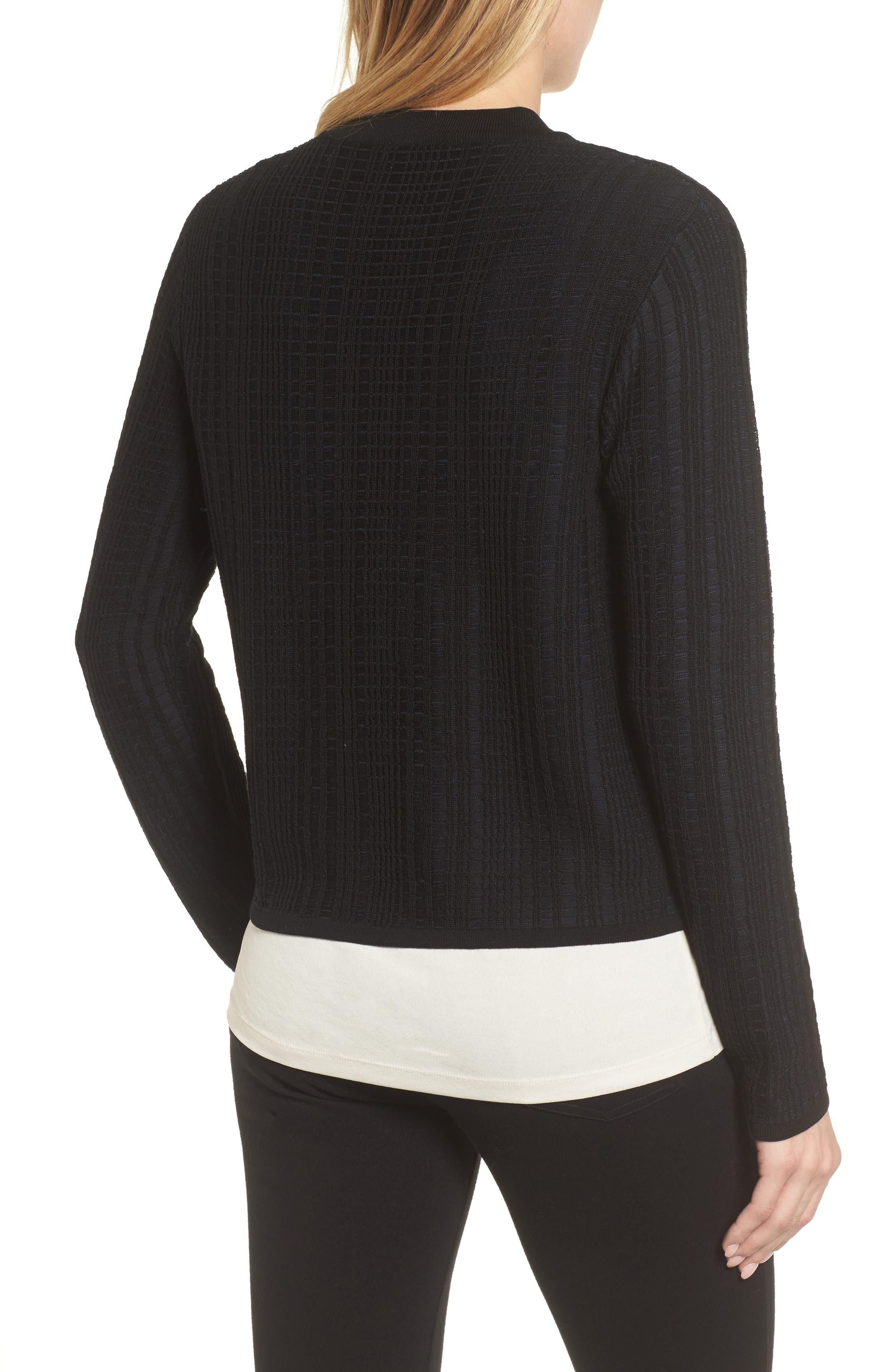 Alternate Image 2  - Eileen Fisher Tencel® Jacquard Jacket