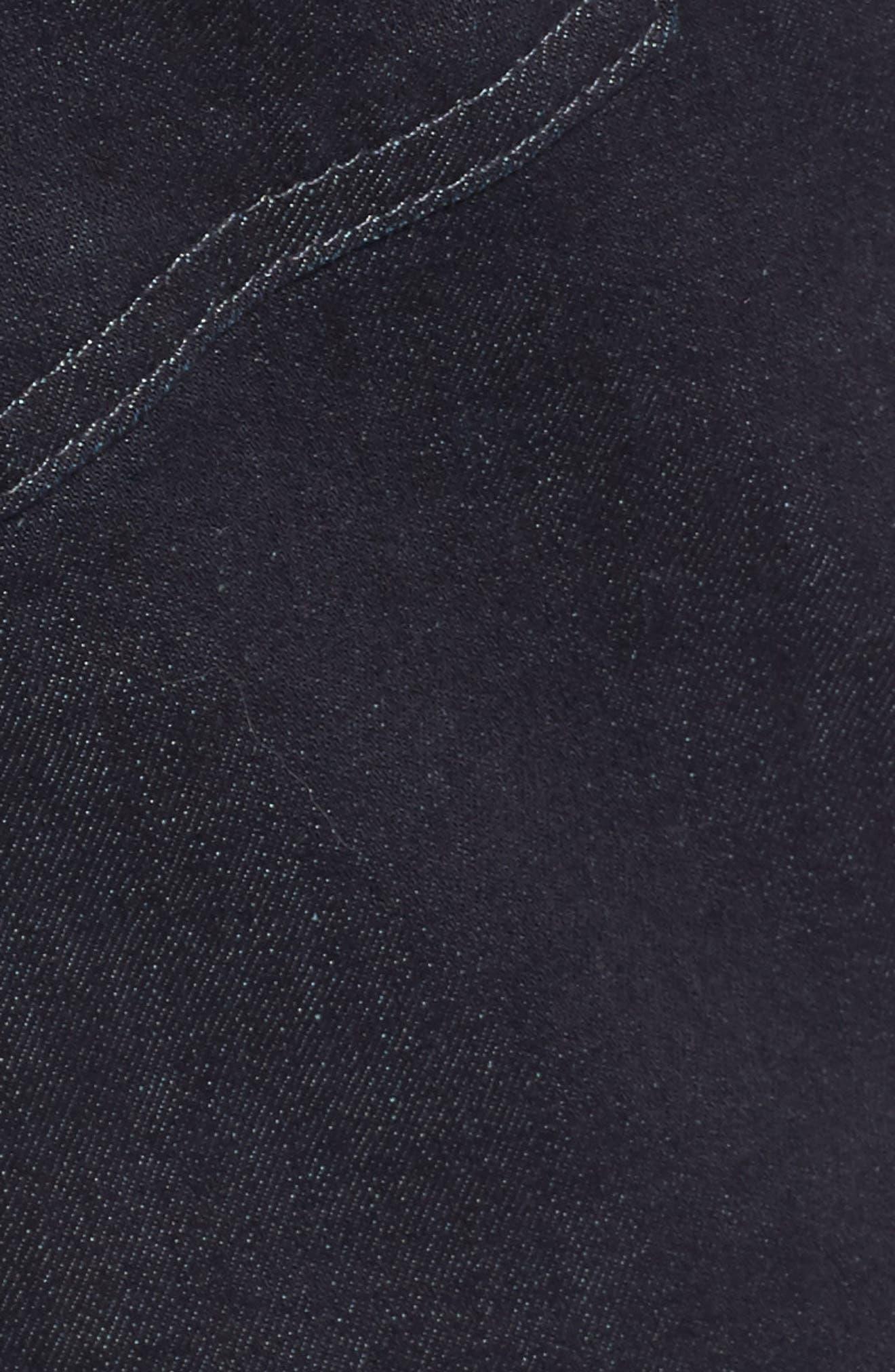 Alternate Image 5  - Joe's Brixton Slim Straight Leg Jeans (Hart)