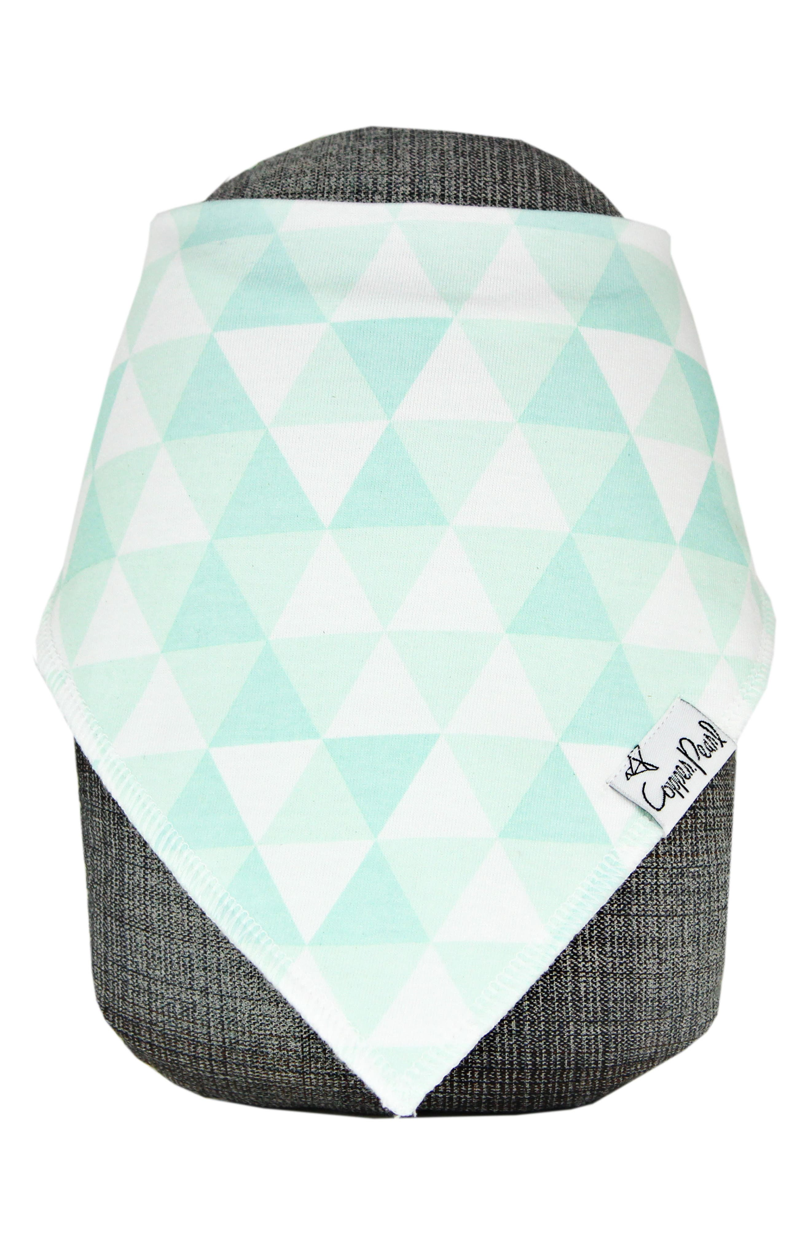 Summit Bib, Multiuse Cover & Swaddle Blanket Gift Set,                             Alternate thumbnail 55, color,                             Summit