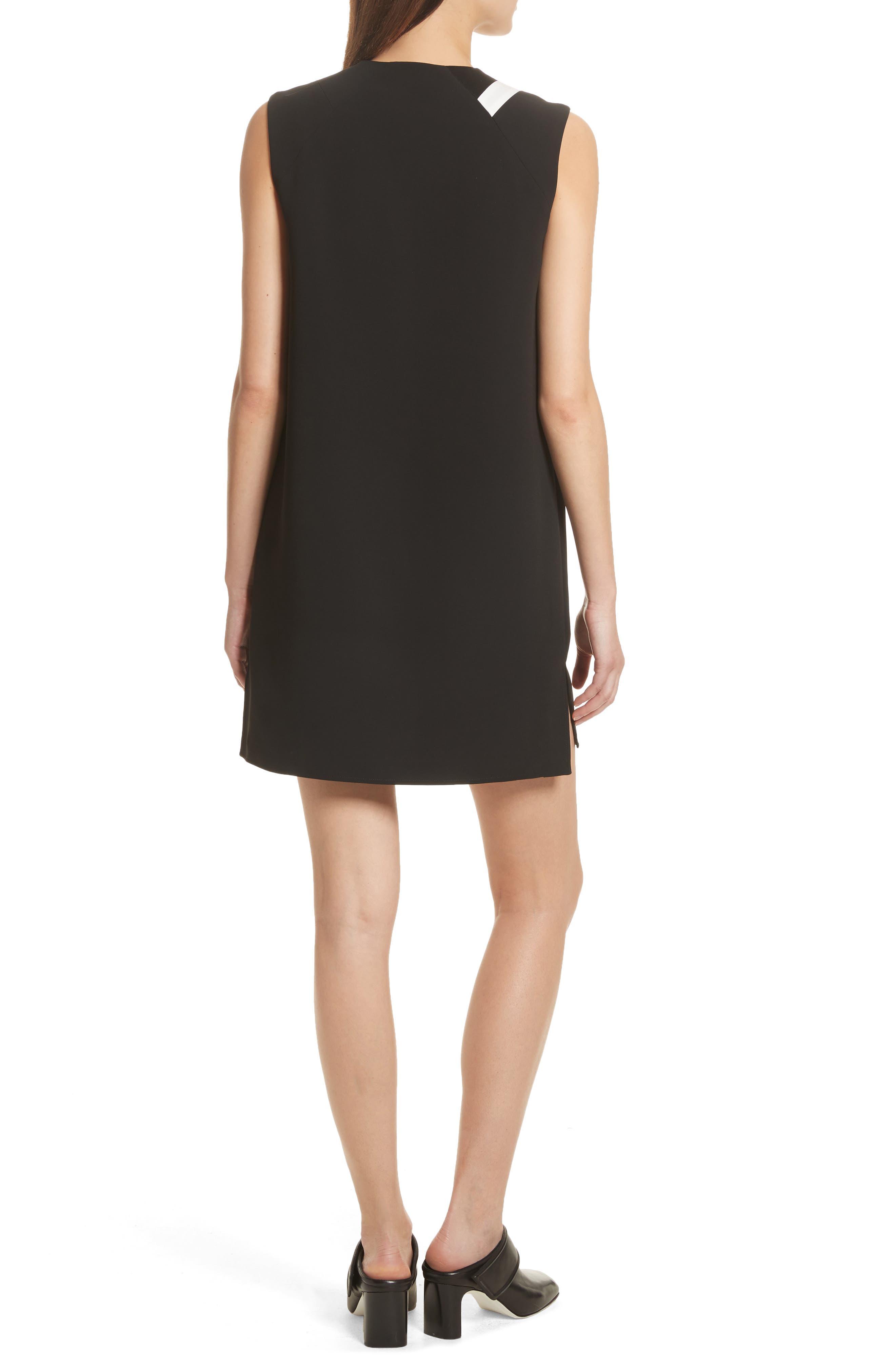 Lodwick Dress,                             Alternate thumbnail 2, color,                             Black