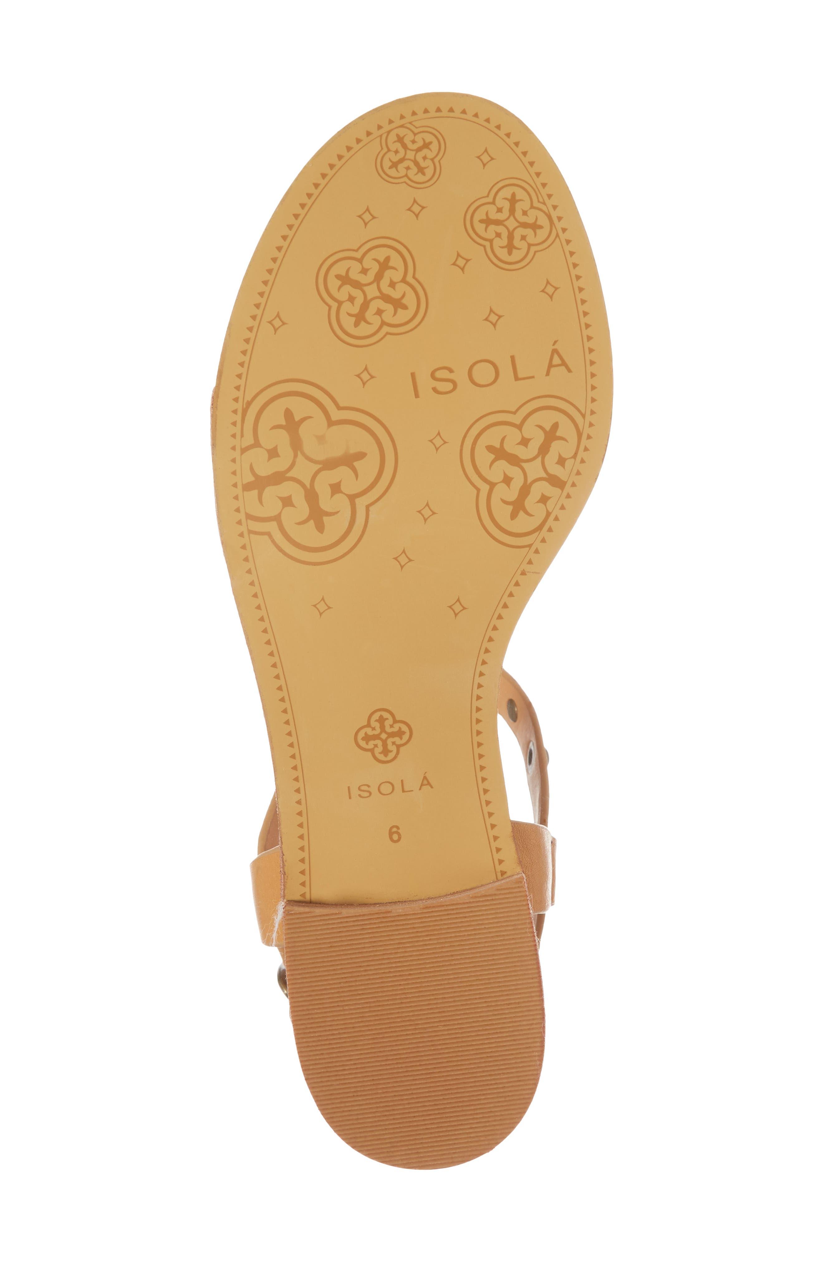 Alternate Image 6  - Isolá Giana Studded Sandal (Women)